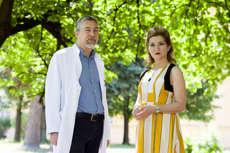 dr. sc. Goran Arbanas i Mirjana Dugandžija