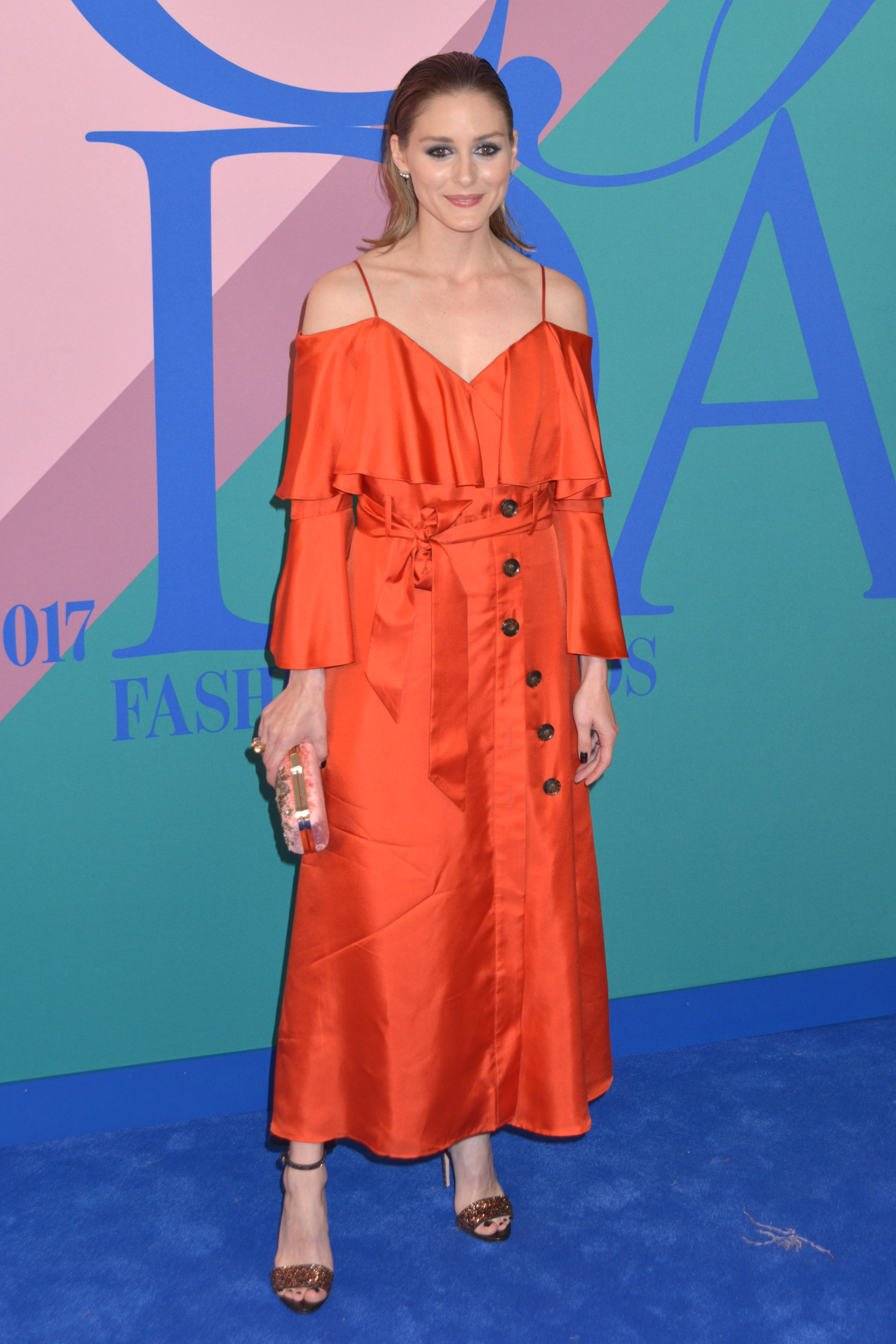 CFDA Awards 2017 ŕ New York le 5 Juin 2017 - Olivia Palermo at 2017 CFDA Awards at the Hammerstein Ballroom in New York, New York, USA, 05 June 2017, Image: 335237284, License: Rights-managed, Restrictions: , Model Release: no, Credit line: Profimedia, KCS Presse