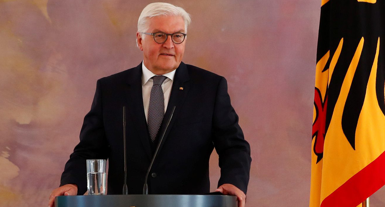 Njemački predsjednik Frank-Walter Steinmeier