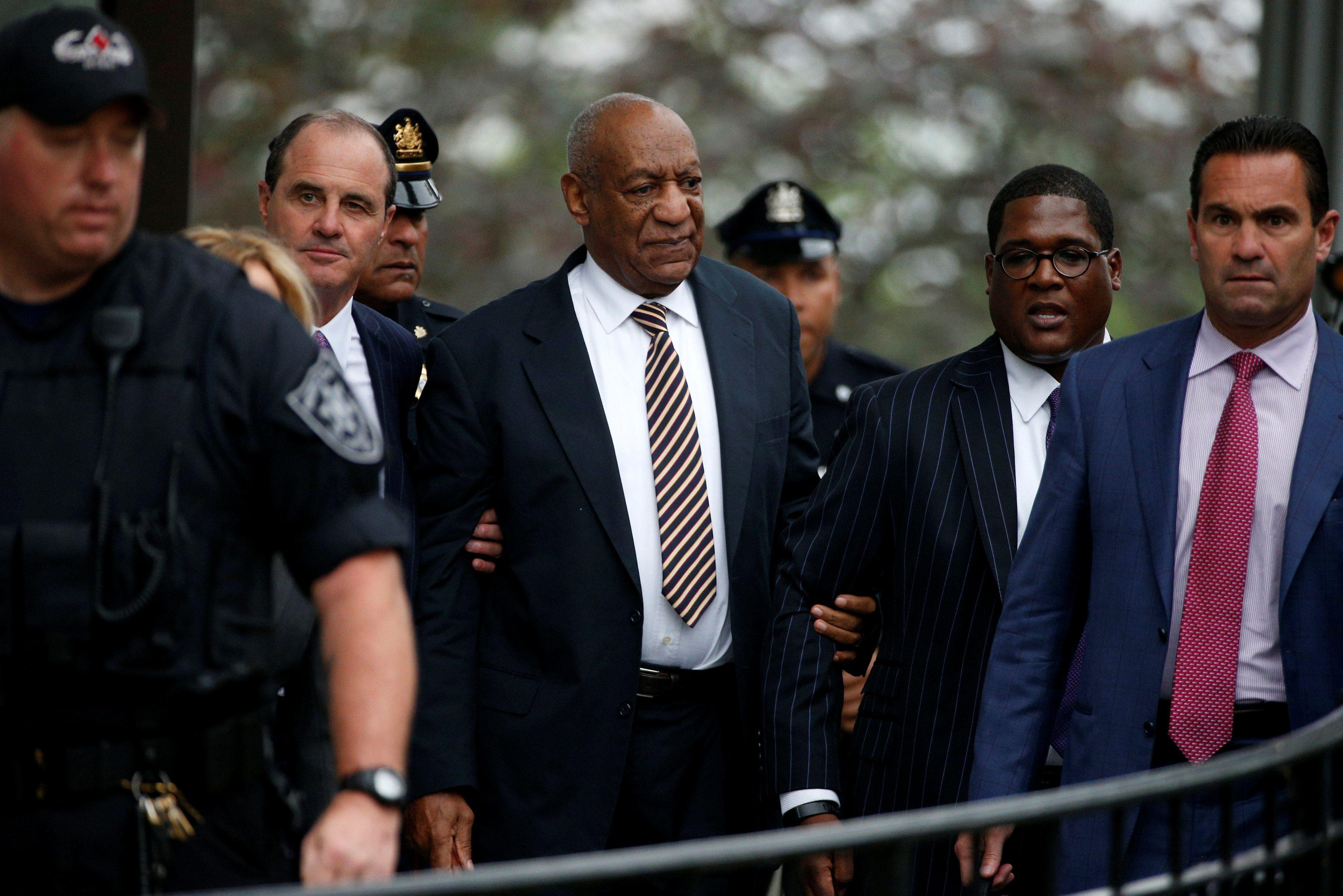 Bill Cosby nakon prvog dana suđenja u Norristownu