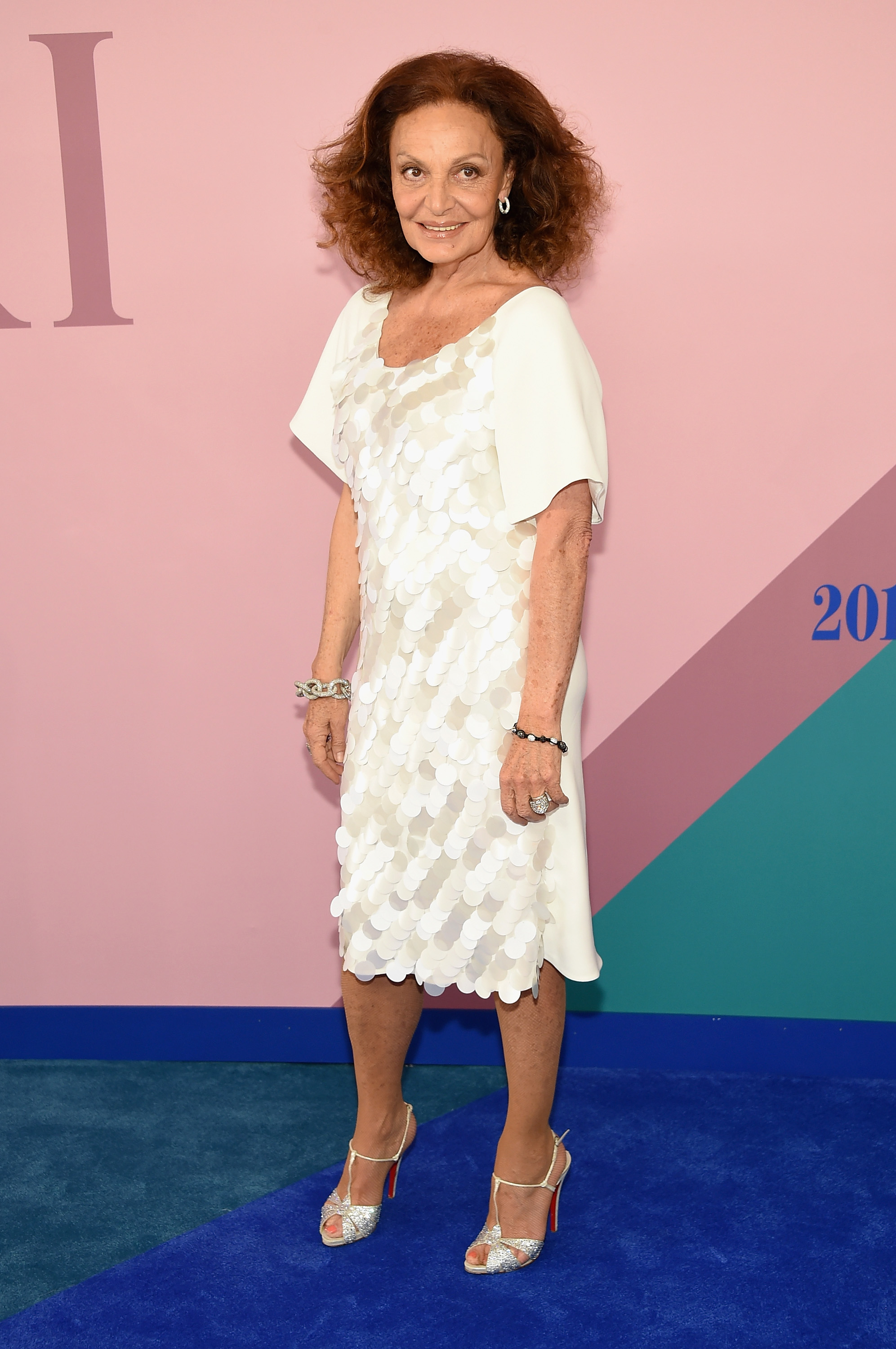 NEW YORK, NY - JUNE 05:  Diane von Furstenberg attends the 2017 CFDA Fashion Awards at Hammerstein Ballroom on June 5, 2017 in New York City.  (Photo by Dimitrios Kambouris/Getty Images)