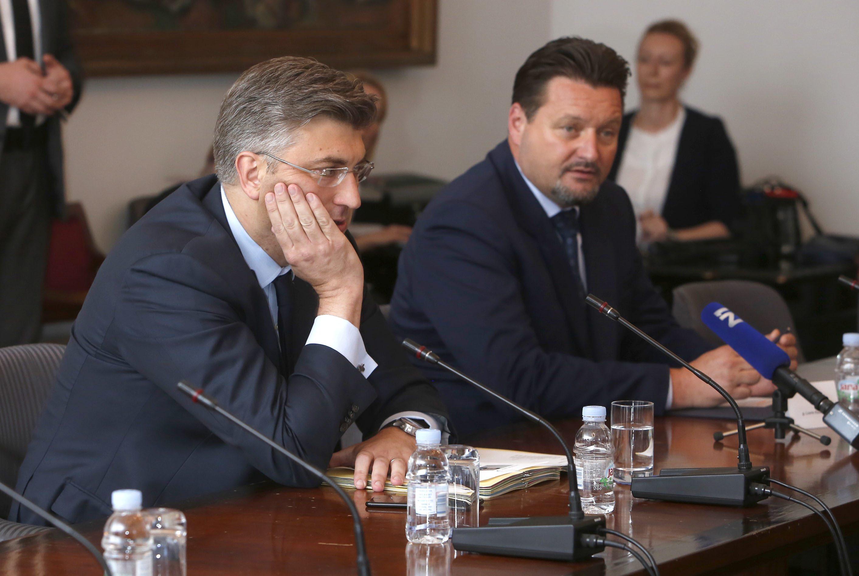 Kuščević i Plenković