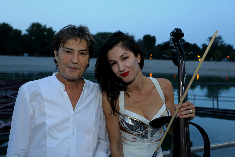 Vlado Kalember i Ana Rucner
