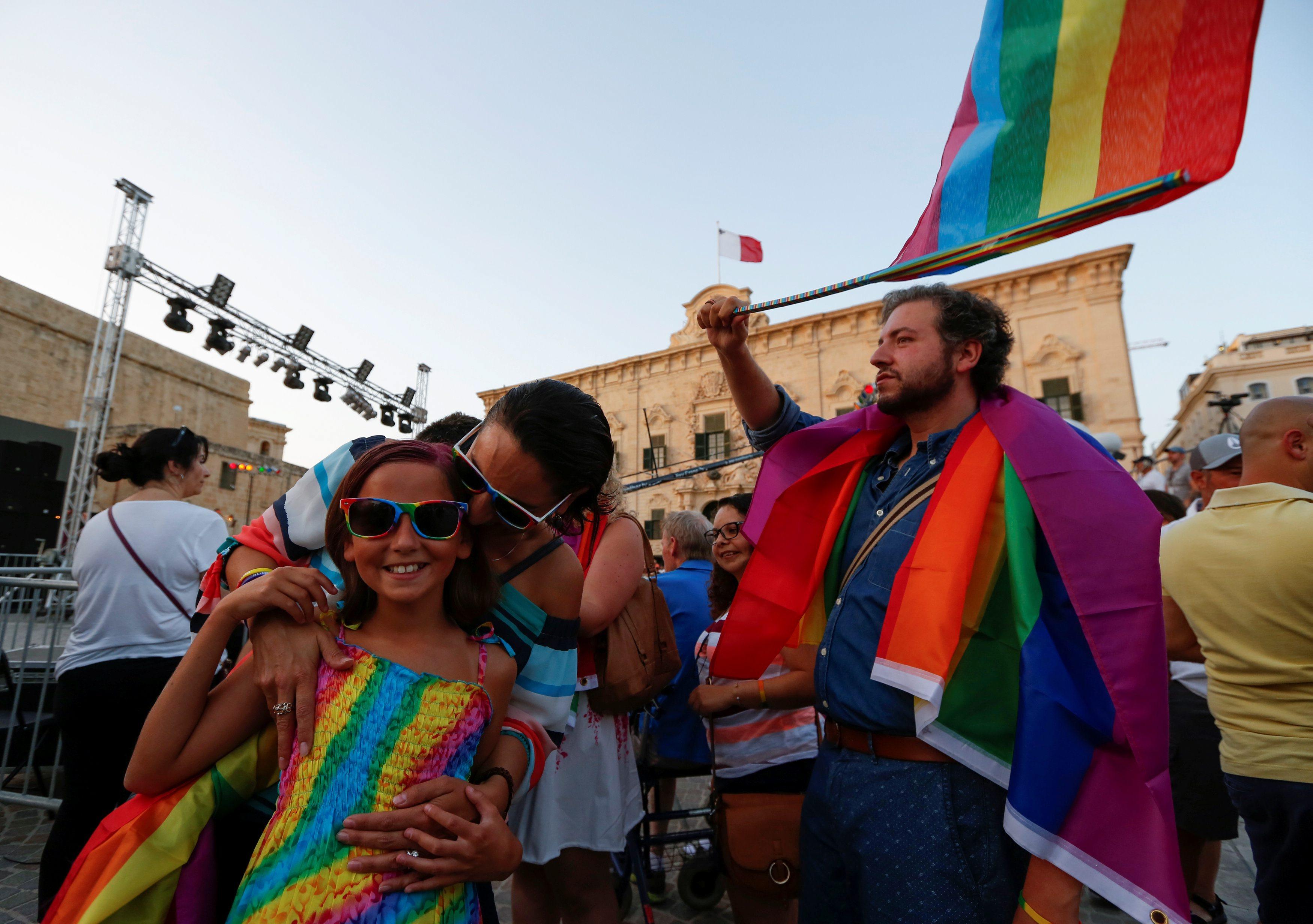 Malta gay