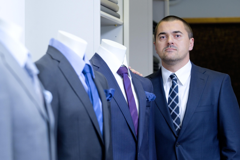 Zoran Koščec, predsjednik Uprave Varteksa