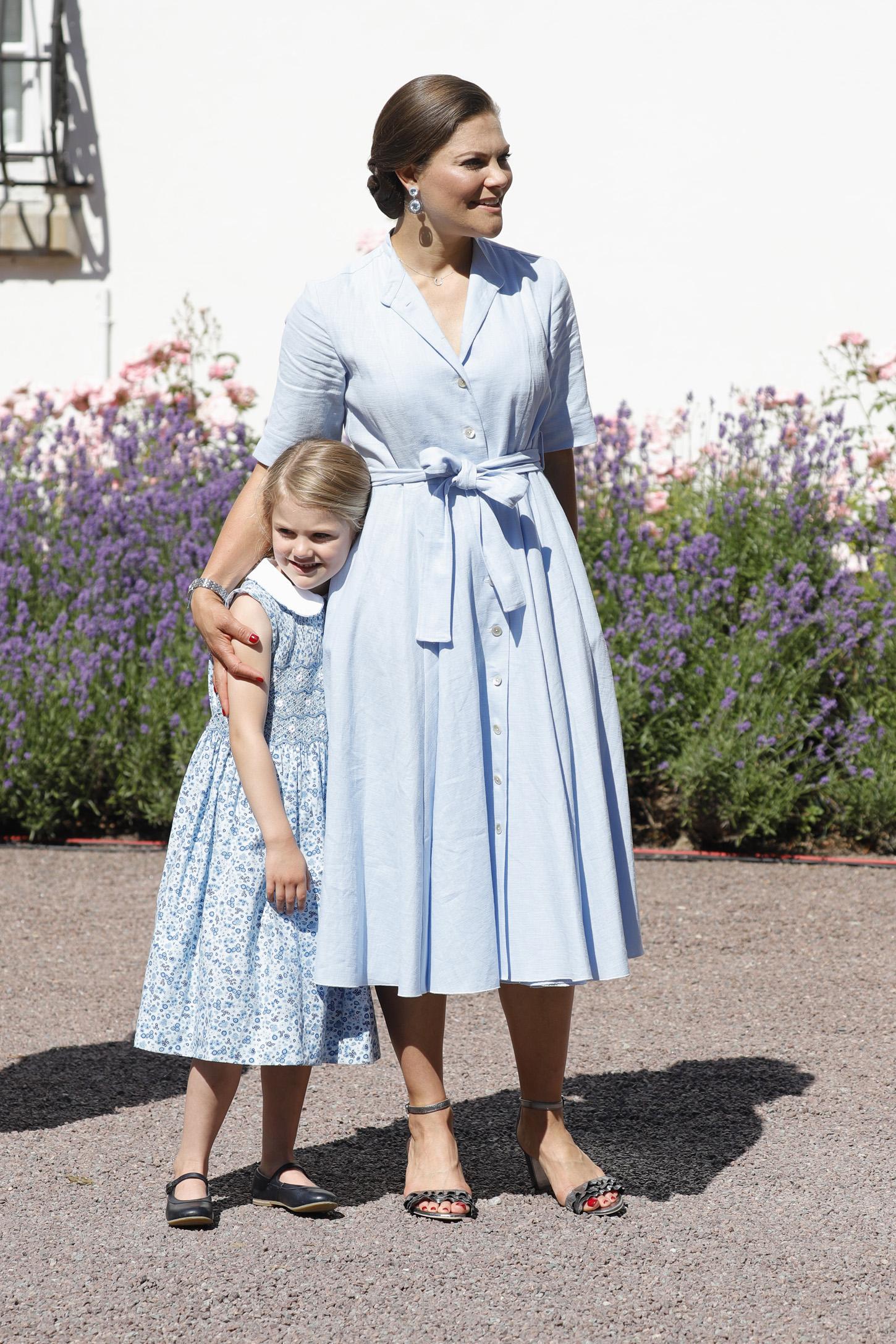 Princeza Victoria i princeza Estelle