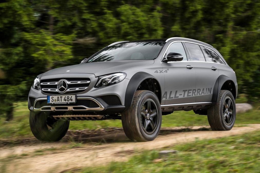Mercedes-E-Class-All-Terrain-4x4-1