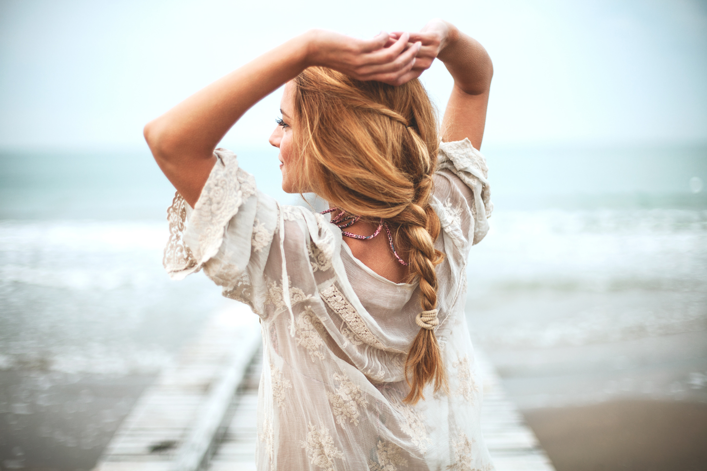 pletenica frizura kosa