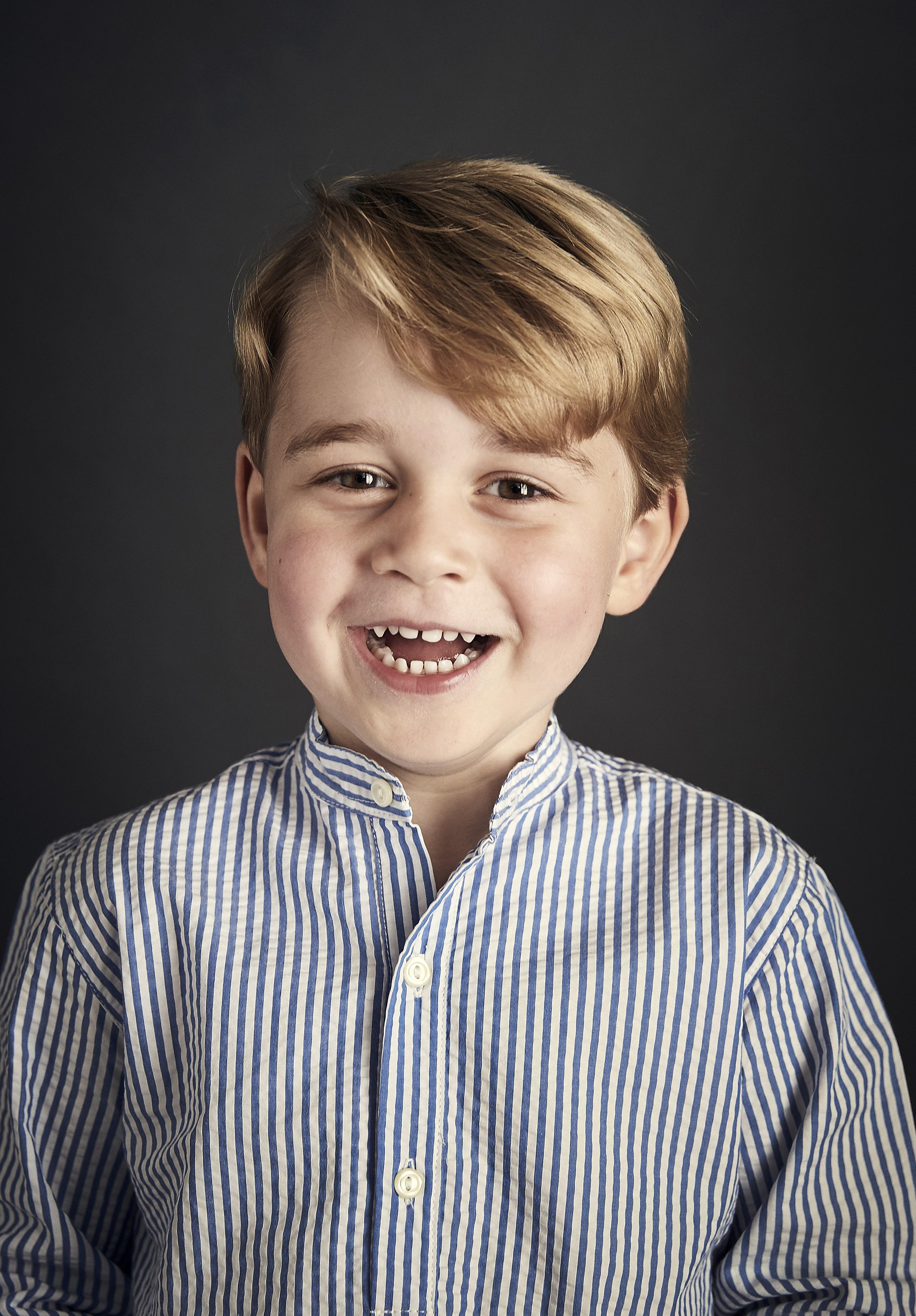 Portret za 4. rođendan