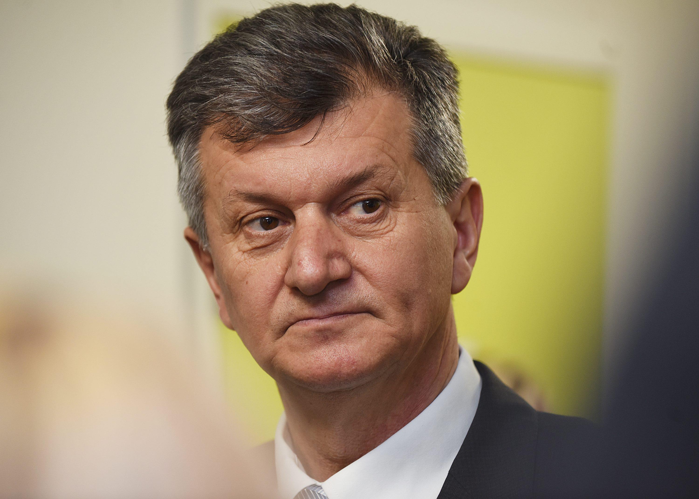 Ministar zdravstva Milan Kujundžić