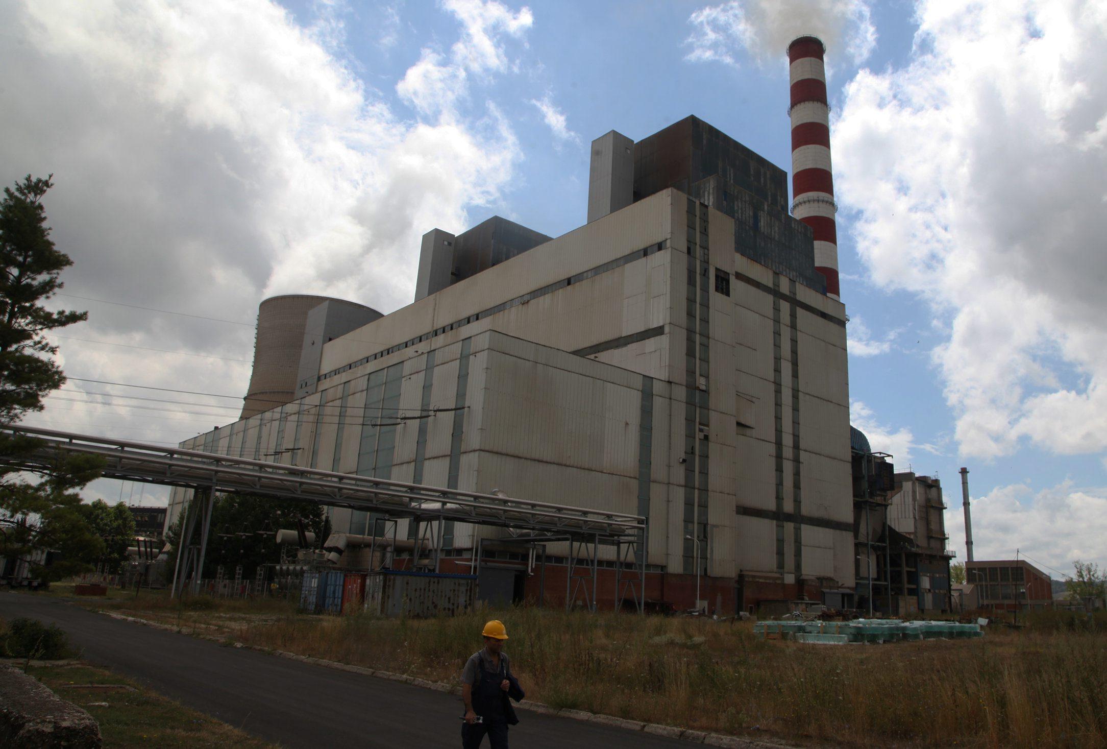 Termoelektrana i rudnik ugljena lignita