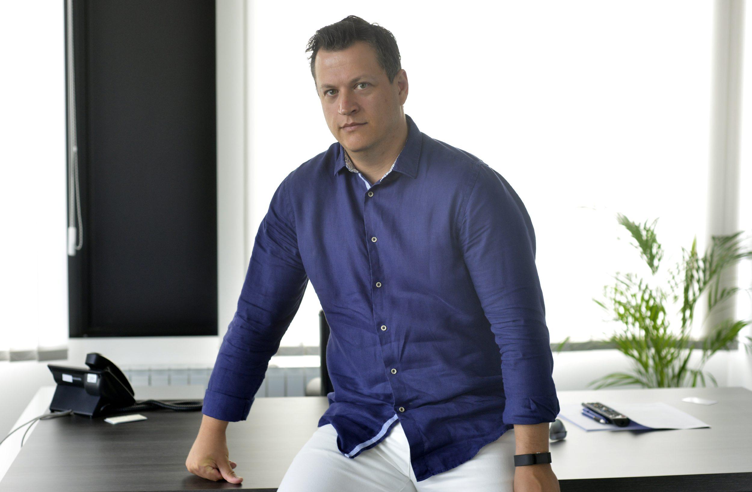Tomislav Mazal, predsjednik Uprave Đuro Đaković grupe