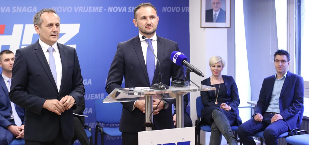 Drago Prgomet i Saša Bilić