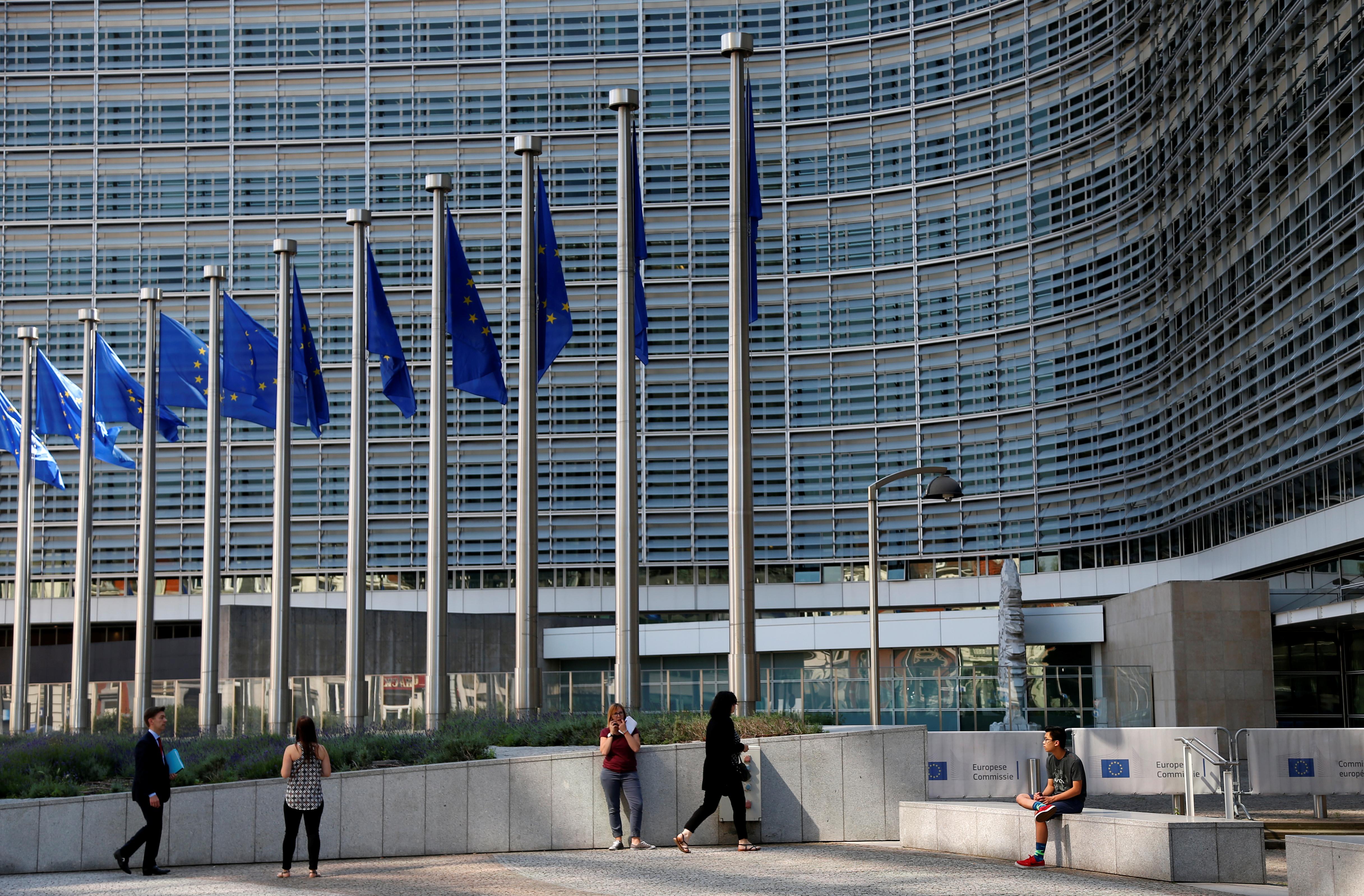 Sjedište Europske komisije u Bruxellesu