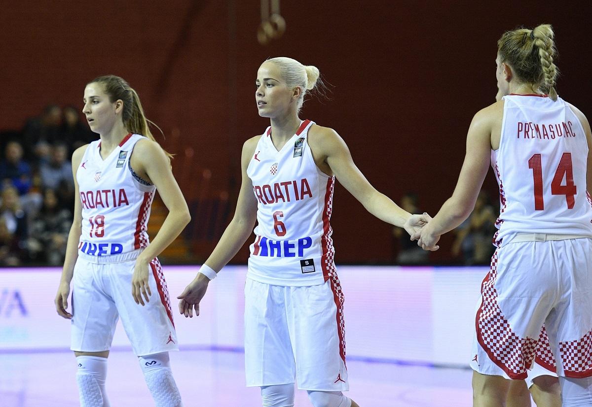 Na fotografiji: Ivana Dojkic, Antonija Misura, Nina Premasunac