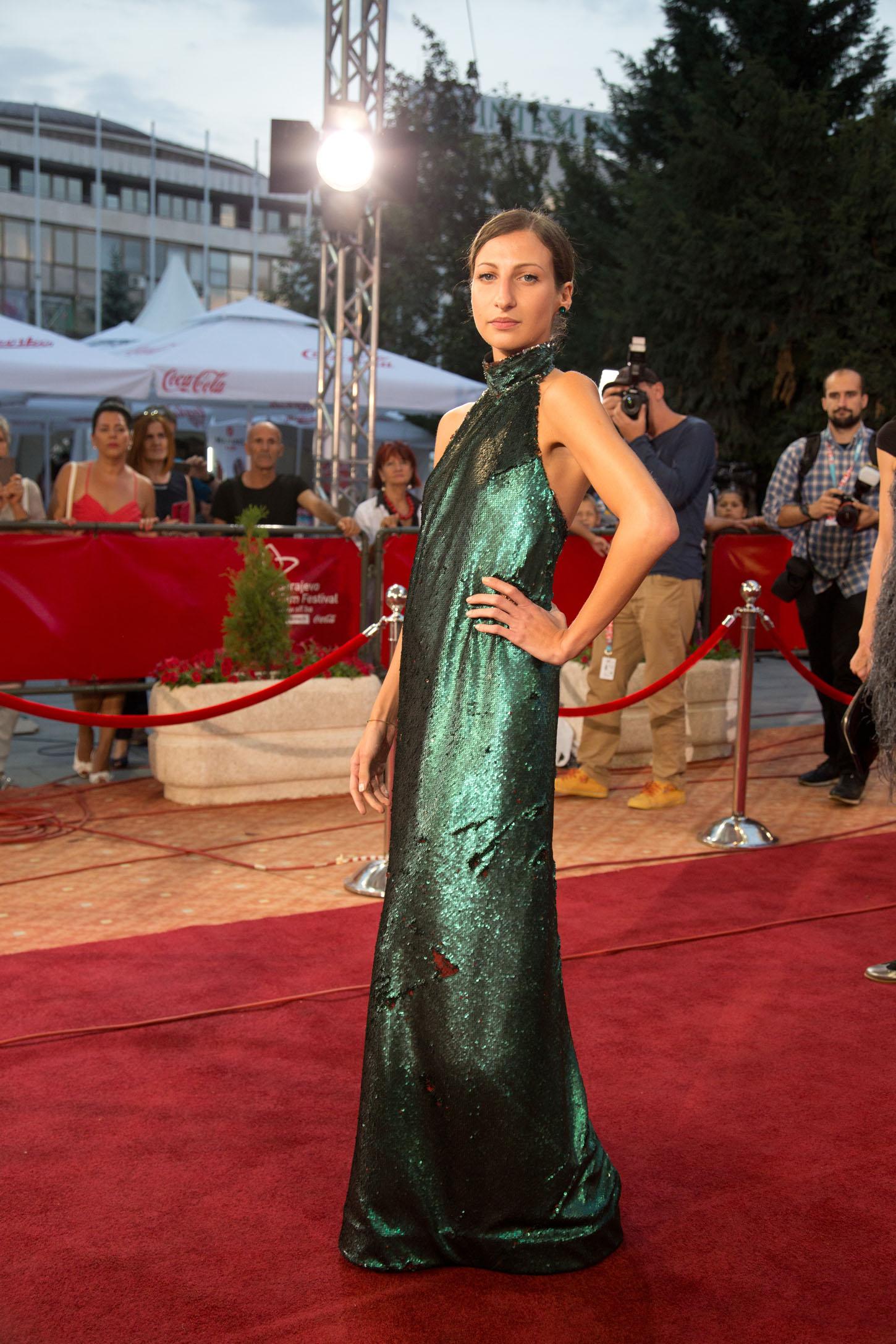 Bosanskohercegovačka glumica Amila Terzimehić