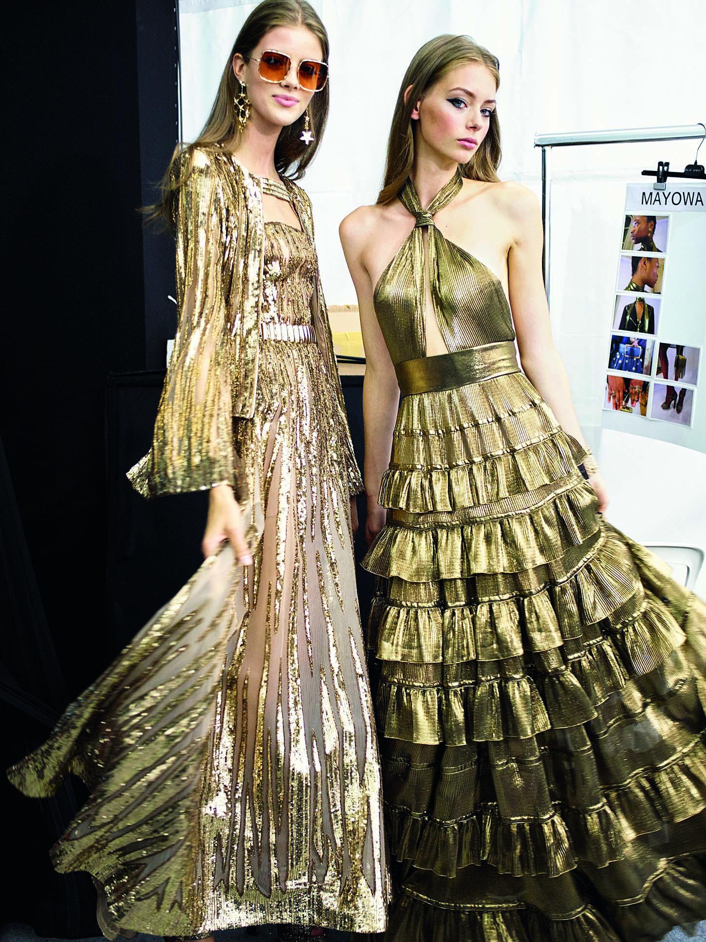 Prije revije Elie Saab na Pariškom tjednu mode