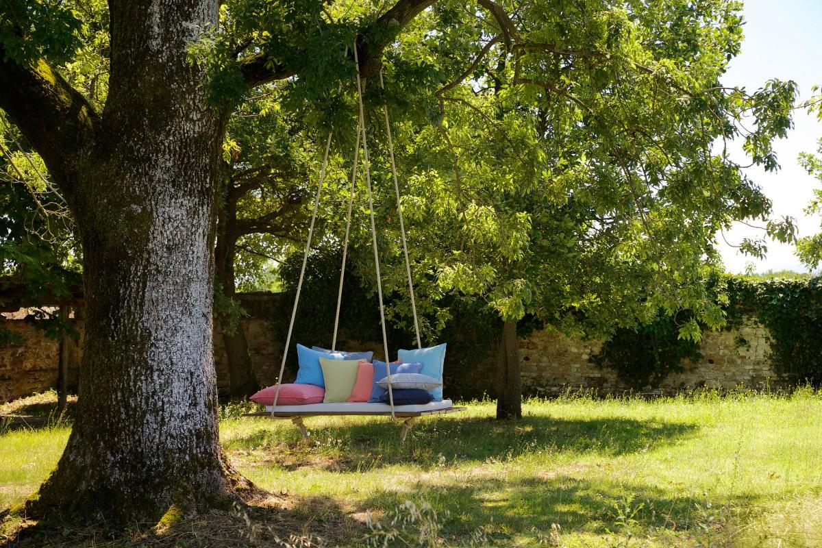Jastuci iz kolekcije Sonnen Kla, dizajn Christian Fischbacher