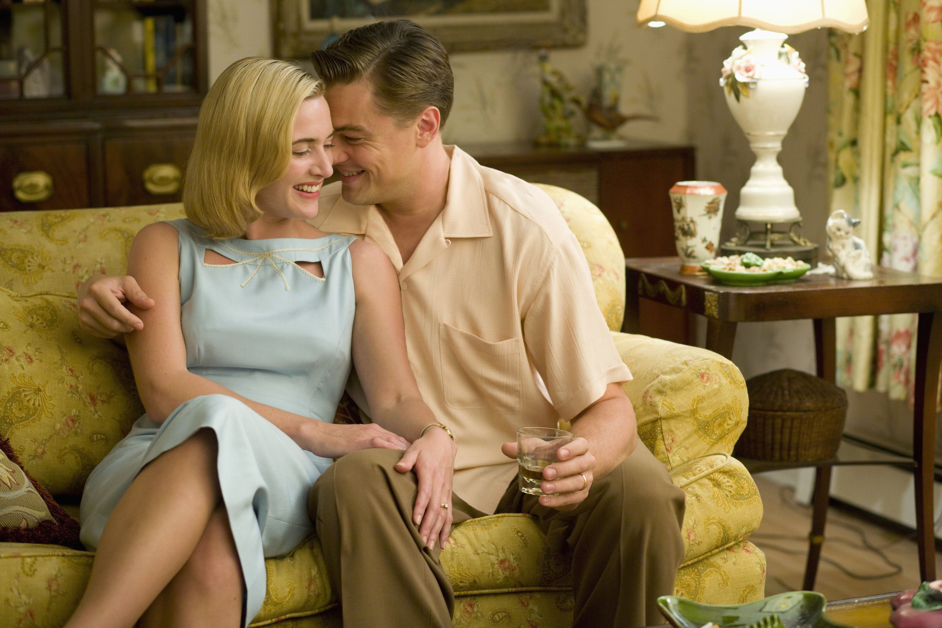 Scena iz filma Revolutionary Road, 2008. godina