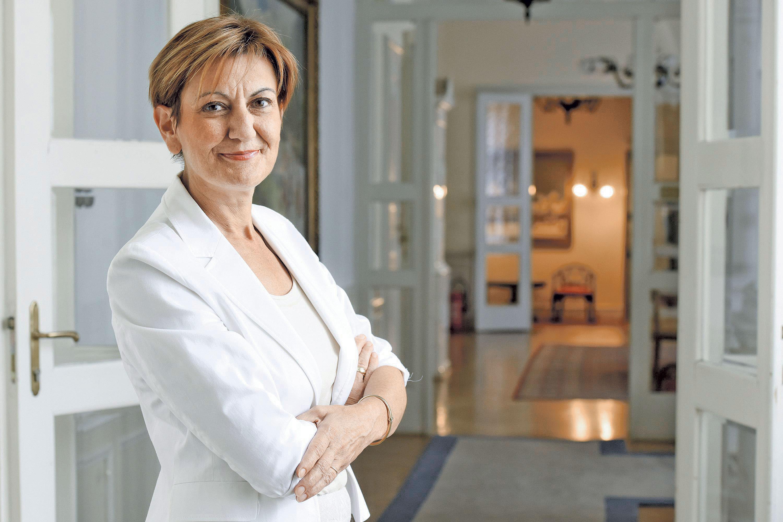 Martina Dalić, ministrica gospodarstva