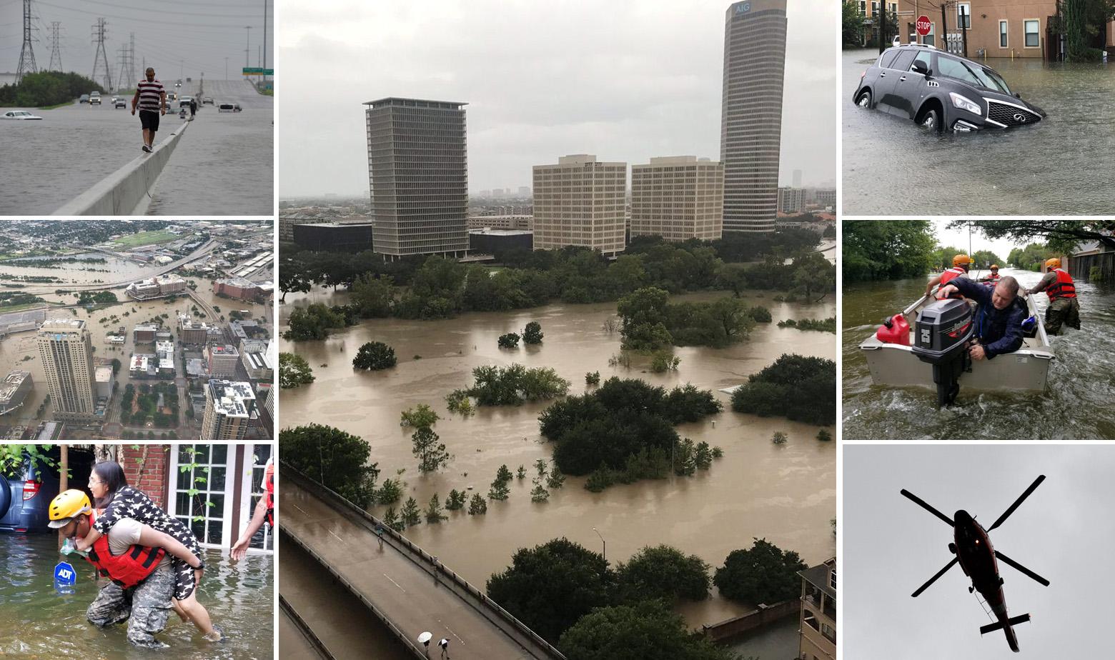 Poplave u Houstonu