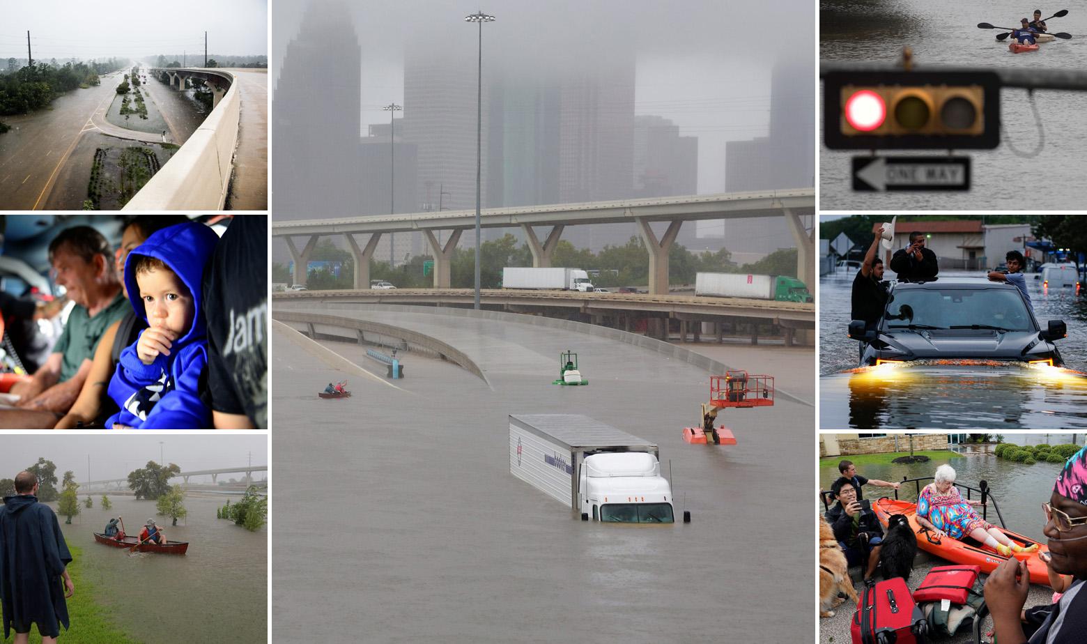 Poplave koje je izazvao uragan Harvey prije dvije godine