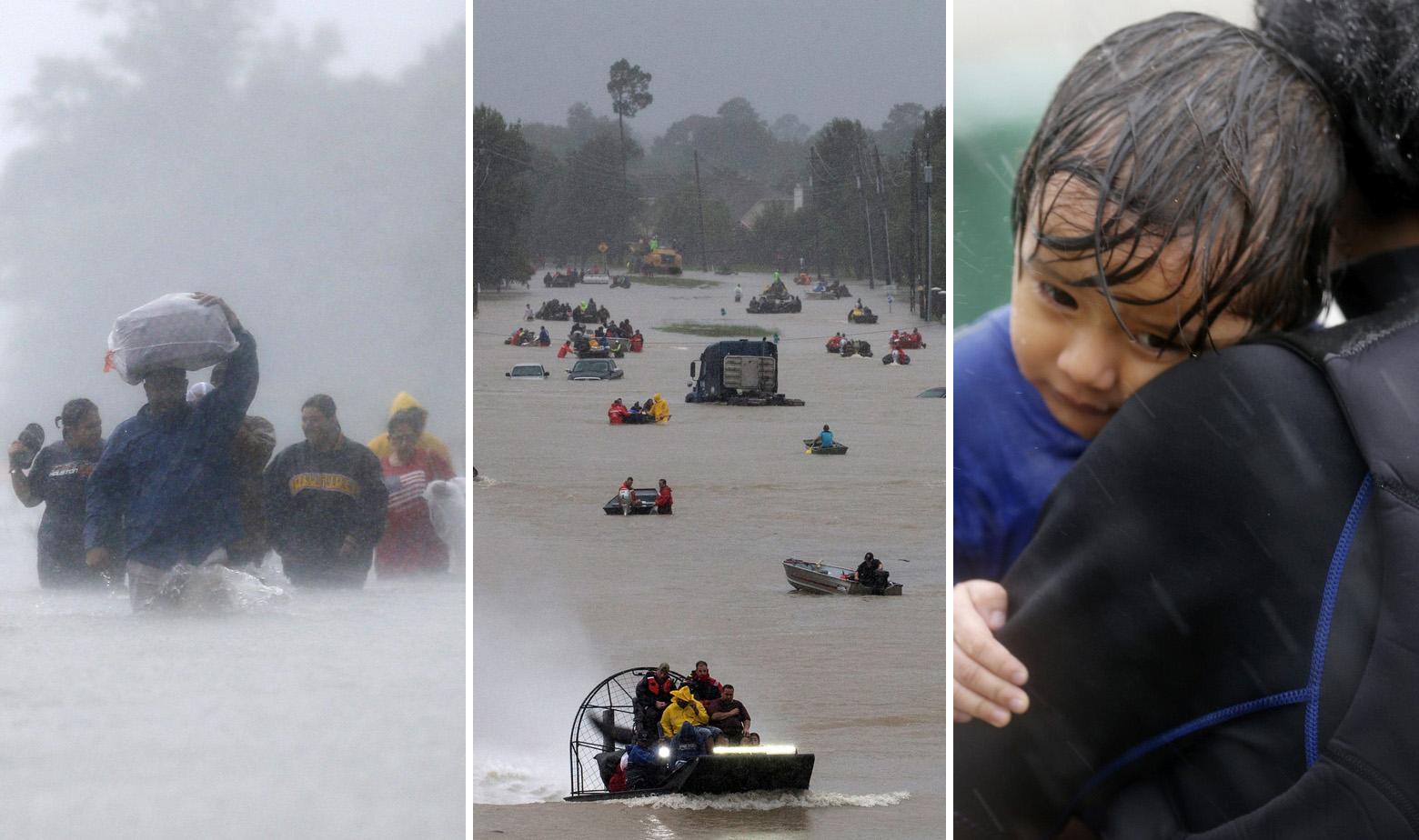 Građani Houstona bježe od poplava