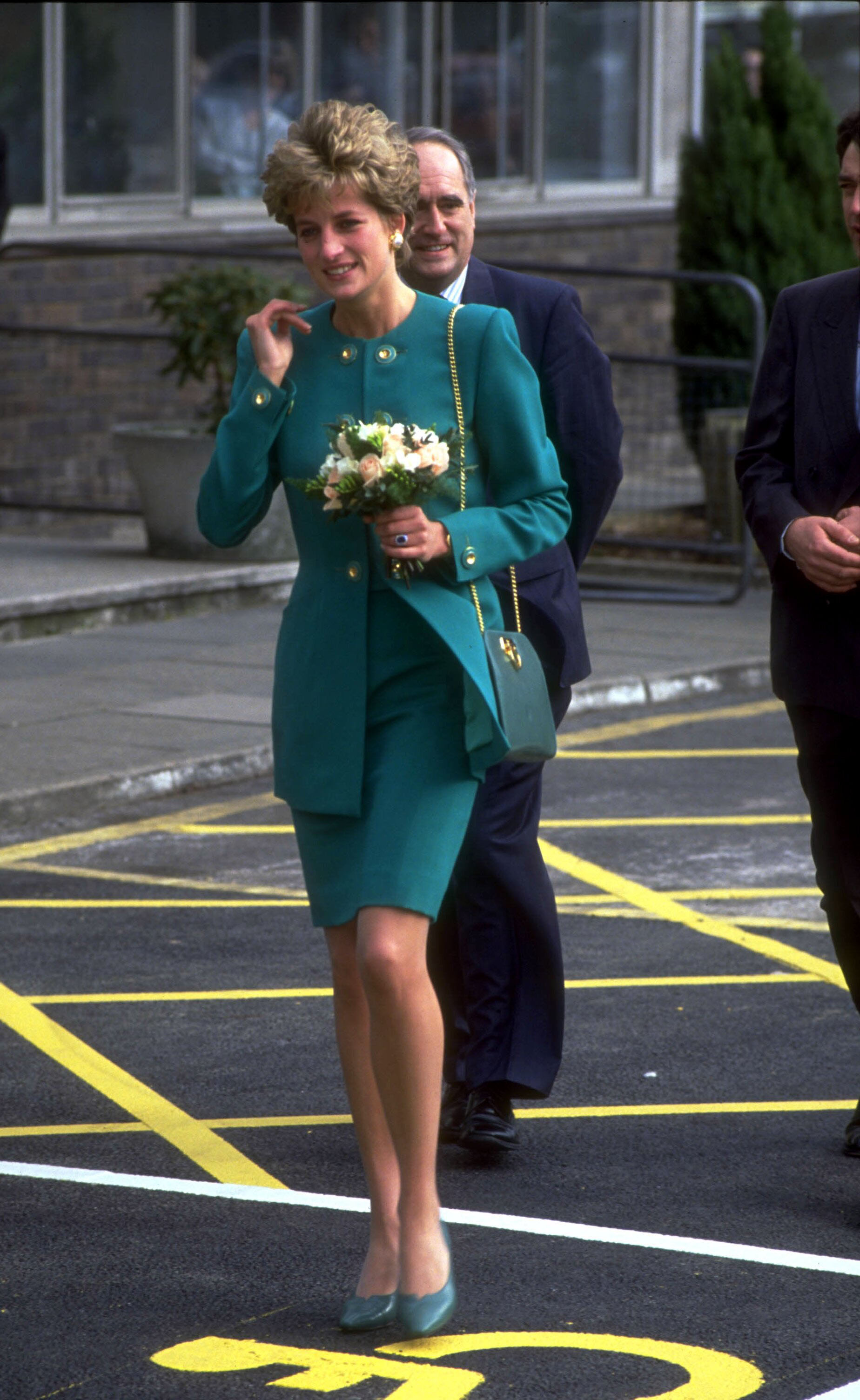 PRINCESS DIANA February 25th, 1993 SALES, Image: 21166981, License: Rights-managed, Restrictions: , Model Release: no, Credit line: Profimedia, Capital pictures