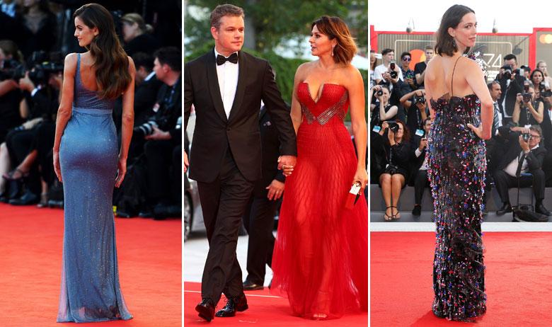 Izabel Goulart, Matt Damon i njegova supruga Luciana Barroso, Rebecca Hall