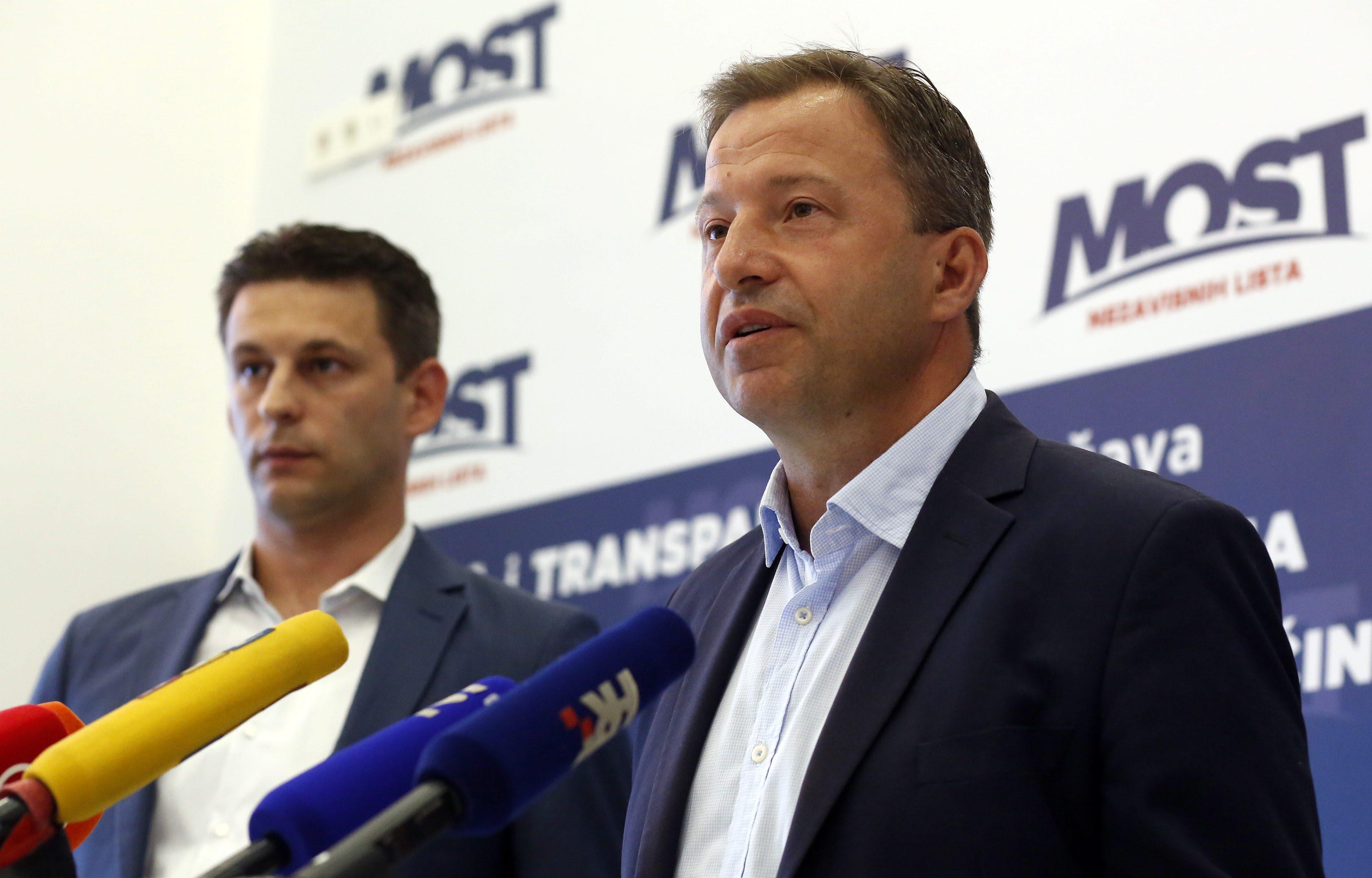 Božo Petrov i Tomislav Panenić
