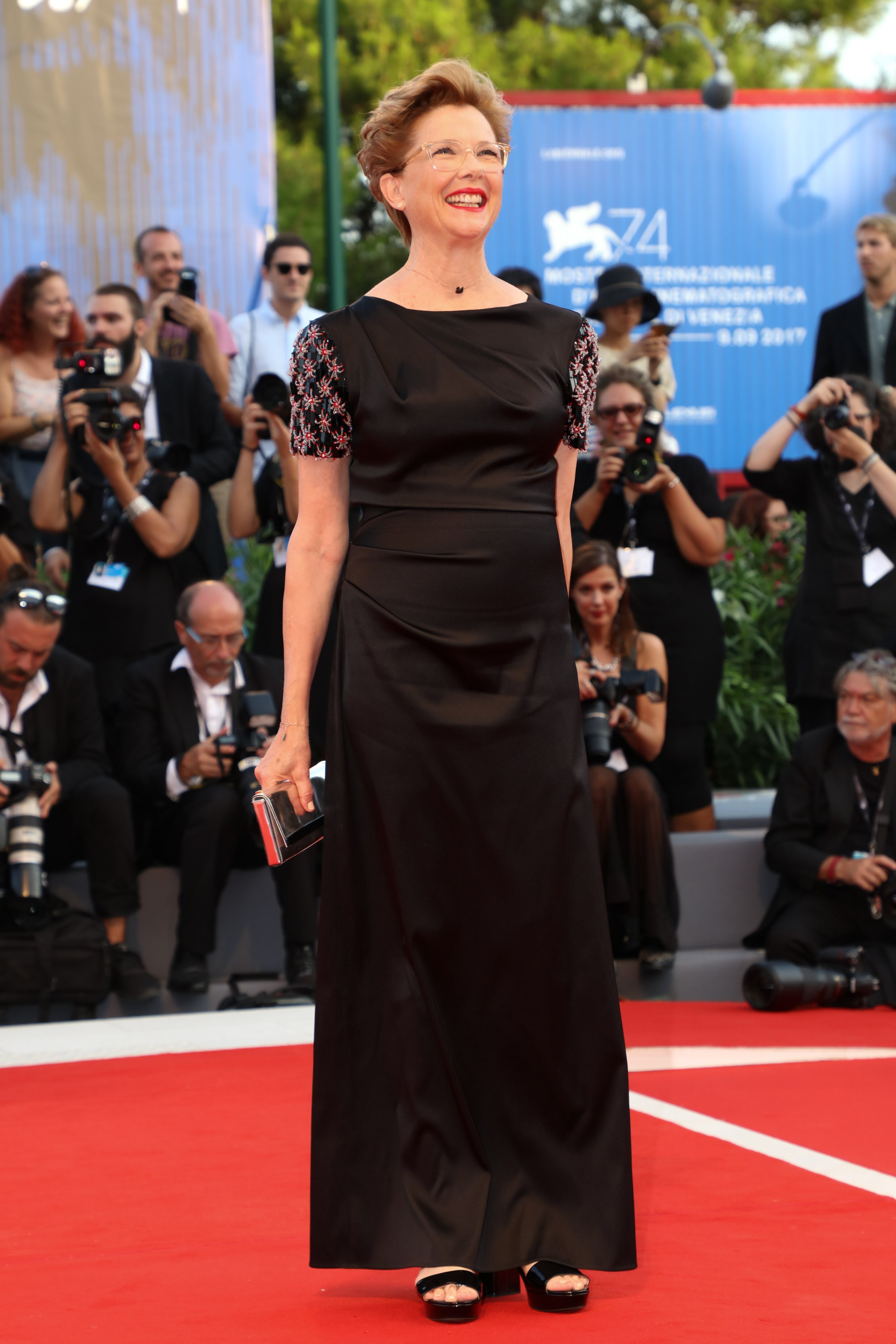 President of Jury of 74th Venice Film Festival attends Opening Ceremony and 'Downsizing ' premier at the 74th Venice Film Festival on 30th August, 2017, Venice, Italy, Image: 347777342, License: Rights-managed, Restrictions: , Model Release: no, Credit line: Profimedia, KCS Presse