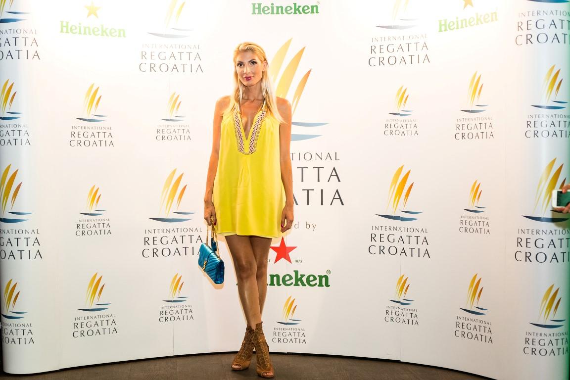 Ana Cagalj regata