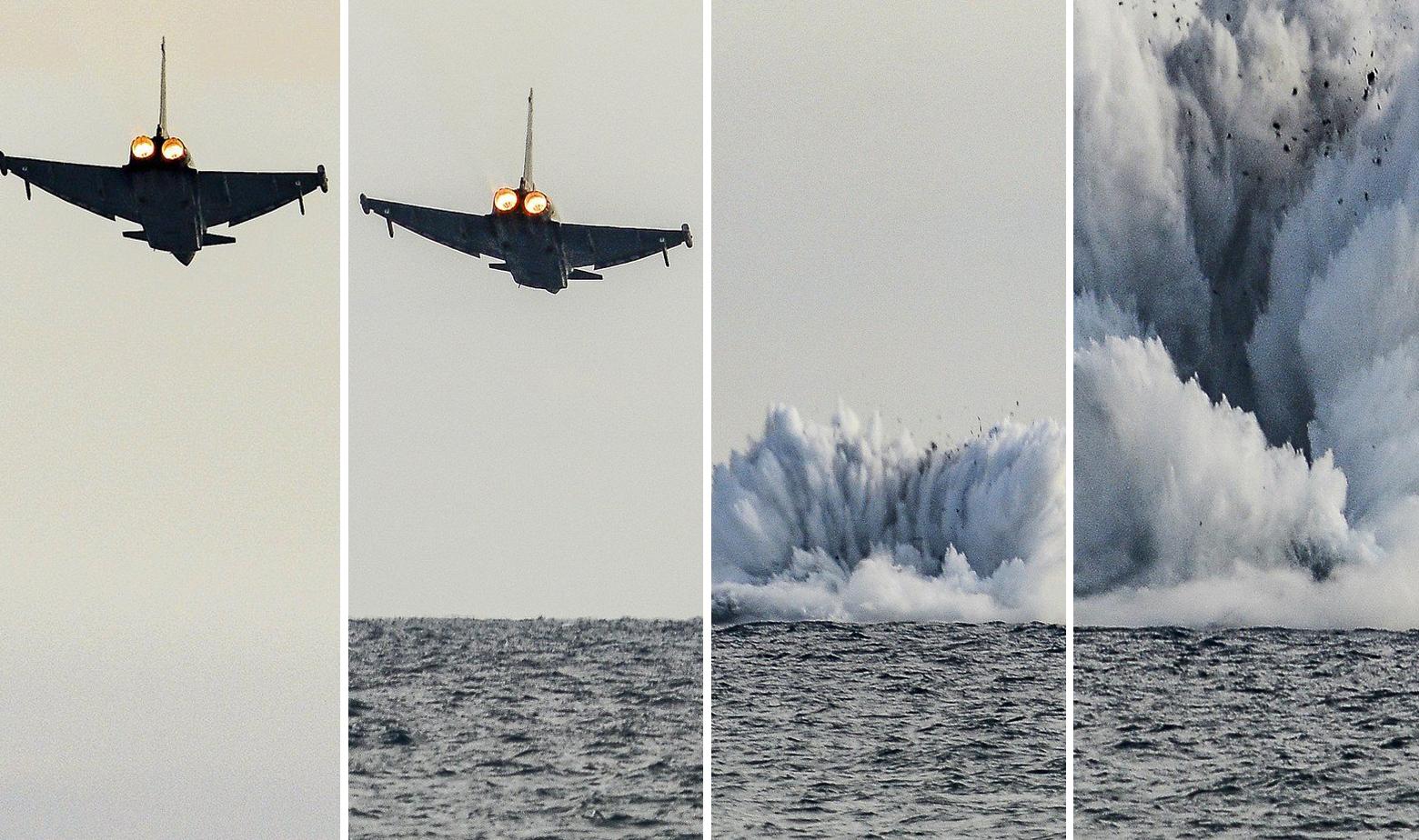 Eurofighter nesreća