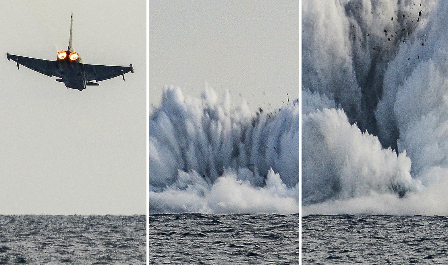 Eurofighter Italija nesreća
