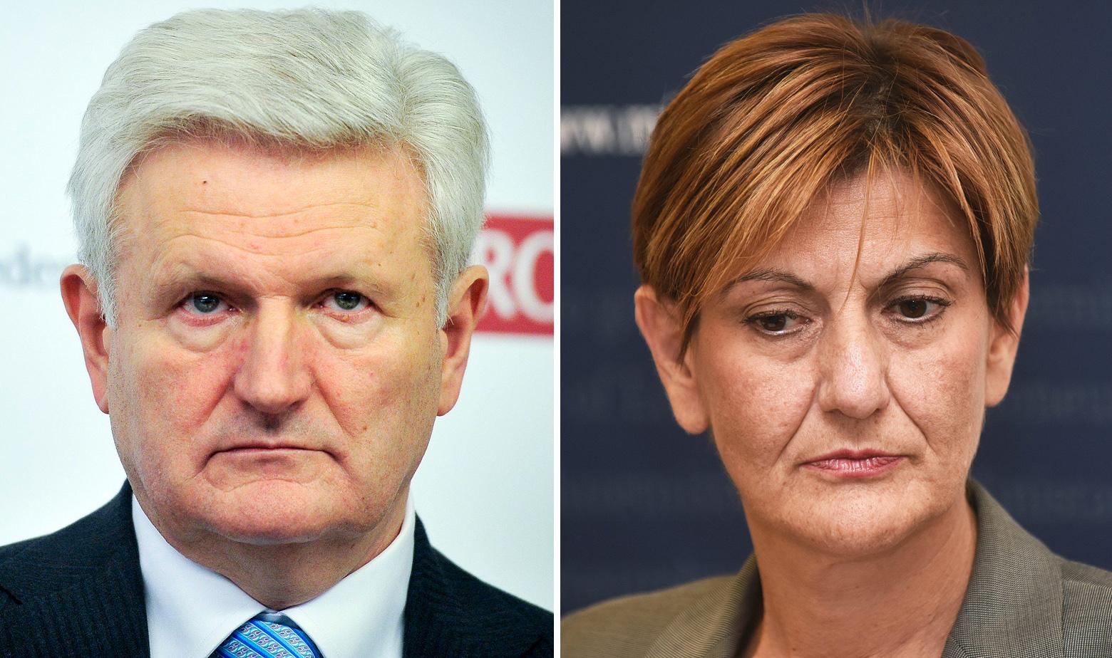 Ivica Todorić i Martina Dalić