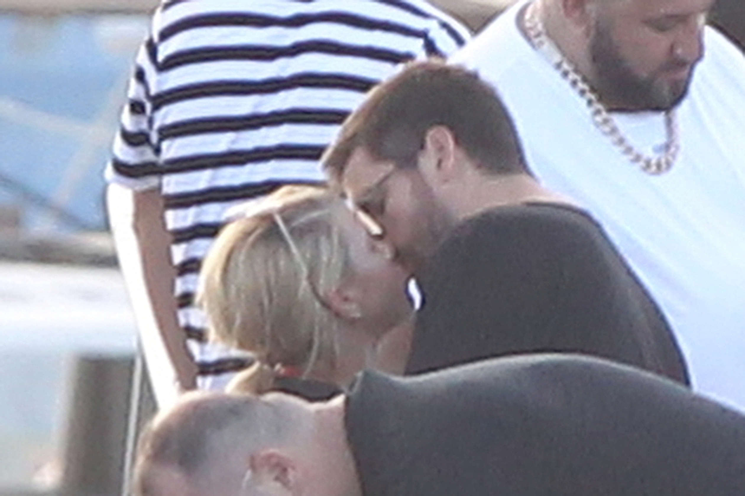 Scott Disick and girlfriend Sophia Richie kissing while boat riding in Miami, Florida.   <P> Pictured: scott disick, sophia richie <B>Ref: SPL1586706  230917  </B><BR/> Picture by: Splash News<BR/> </P><P> <B>Splash News and Pictures</B><BR/> Los Angeles:310-821-2666<BR/> New York:212-619-2666<BR/> London:870-934-2666<BR/> <span id=