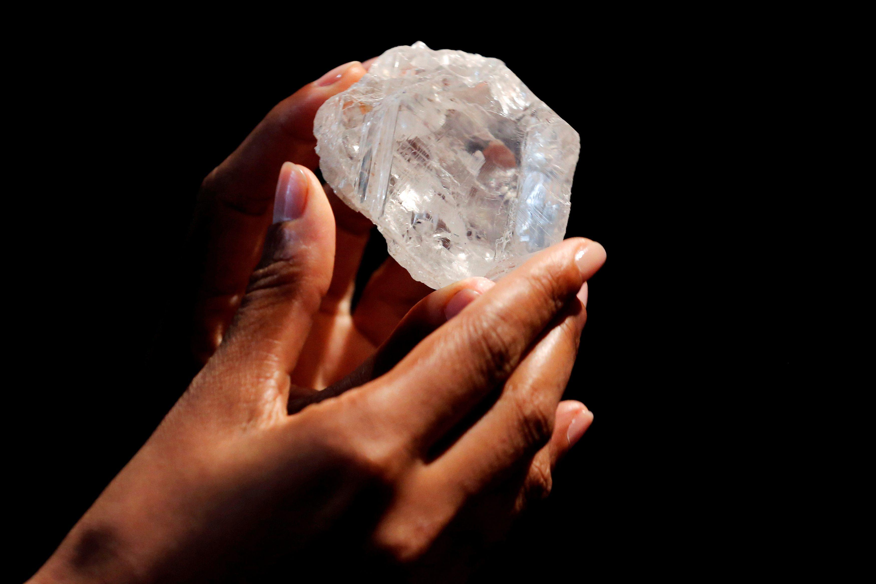 Lesedi La Rona dijamant
