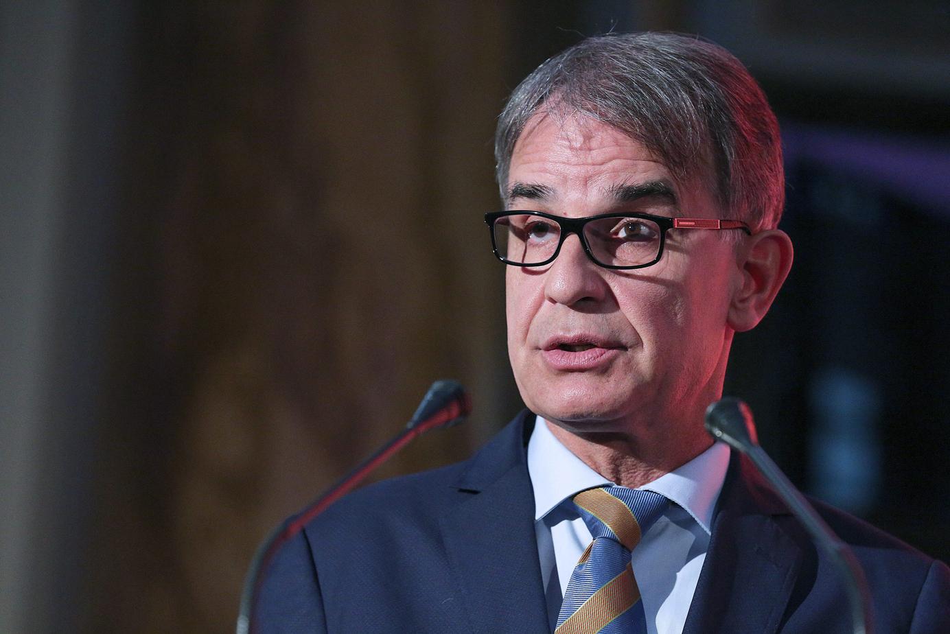 Ministar turizma Gari Cappelli