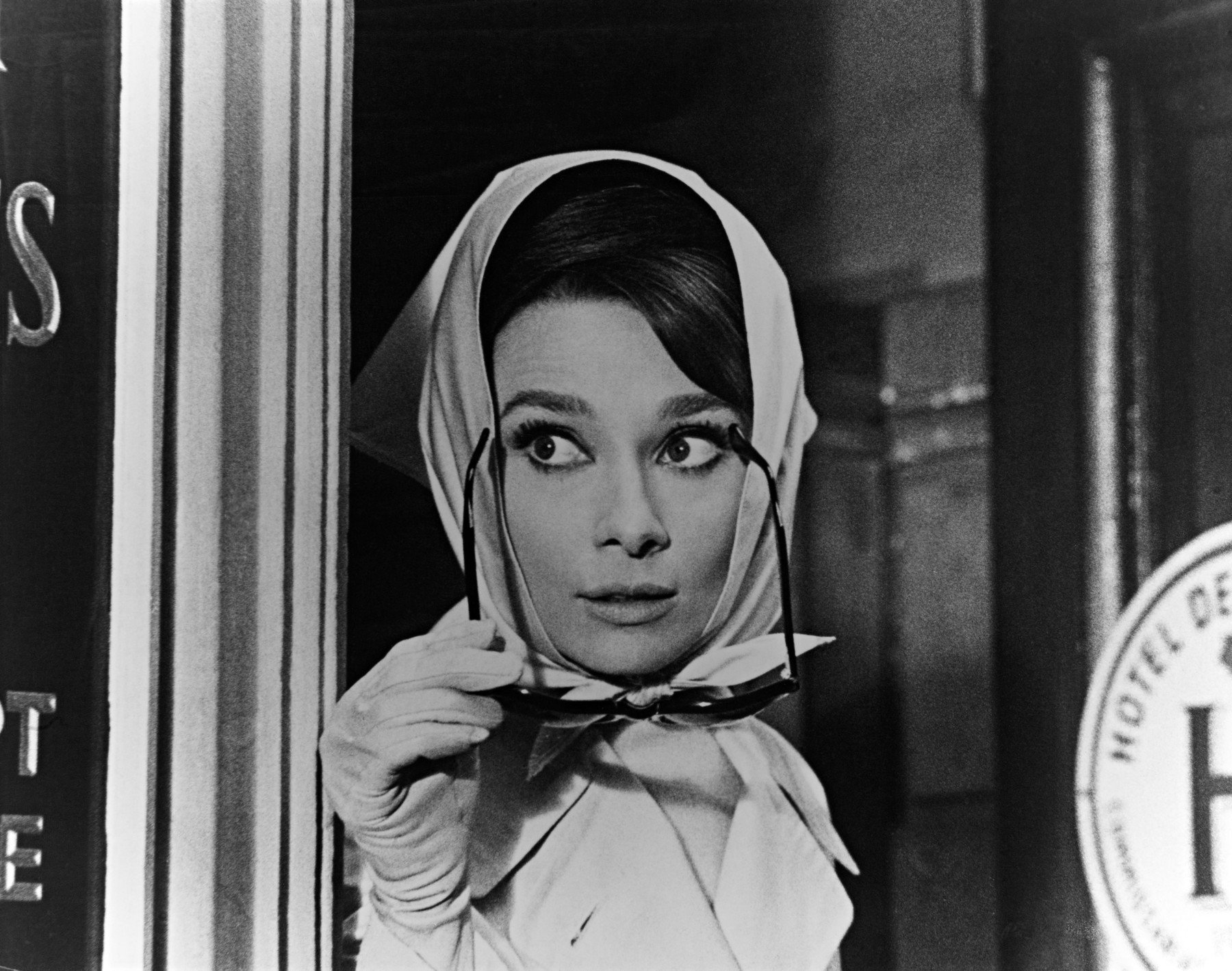 CHARADE (1963) - AUDREY HEPBURN., Image: 137046023, License: Rights-managed, Restrictions: Editorial Use only, Model Release: no, Credit line: Profimedia, Album