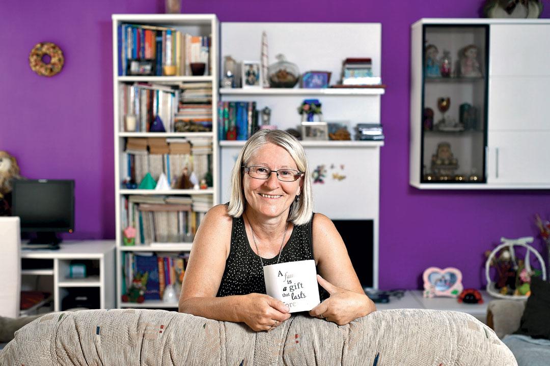 'U Dječjem selu Lekenik radim 25 godina, od njegova osnutka 1992., i želim ovdje, uz svoju djecu, dočekati mirovinu', kaže Gordana Horvat