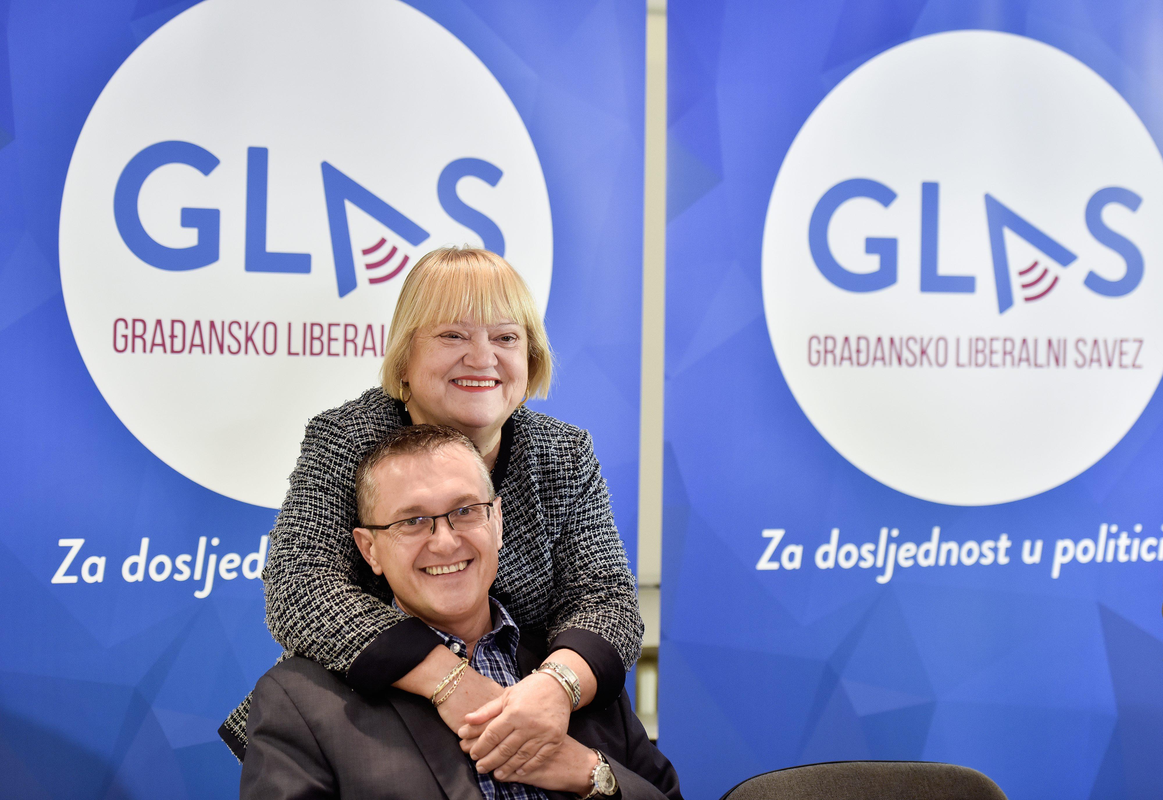 Anka Mrak Taritaš, Goran Beus Ricembergh