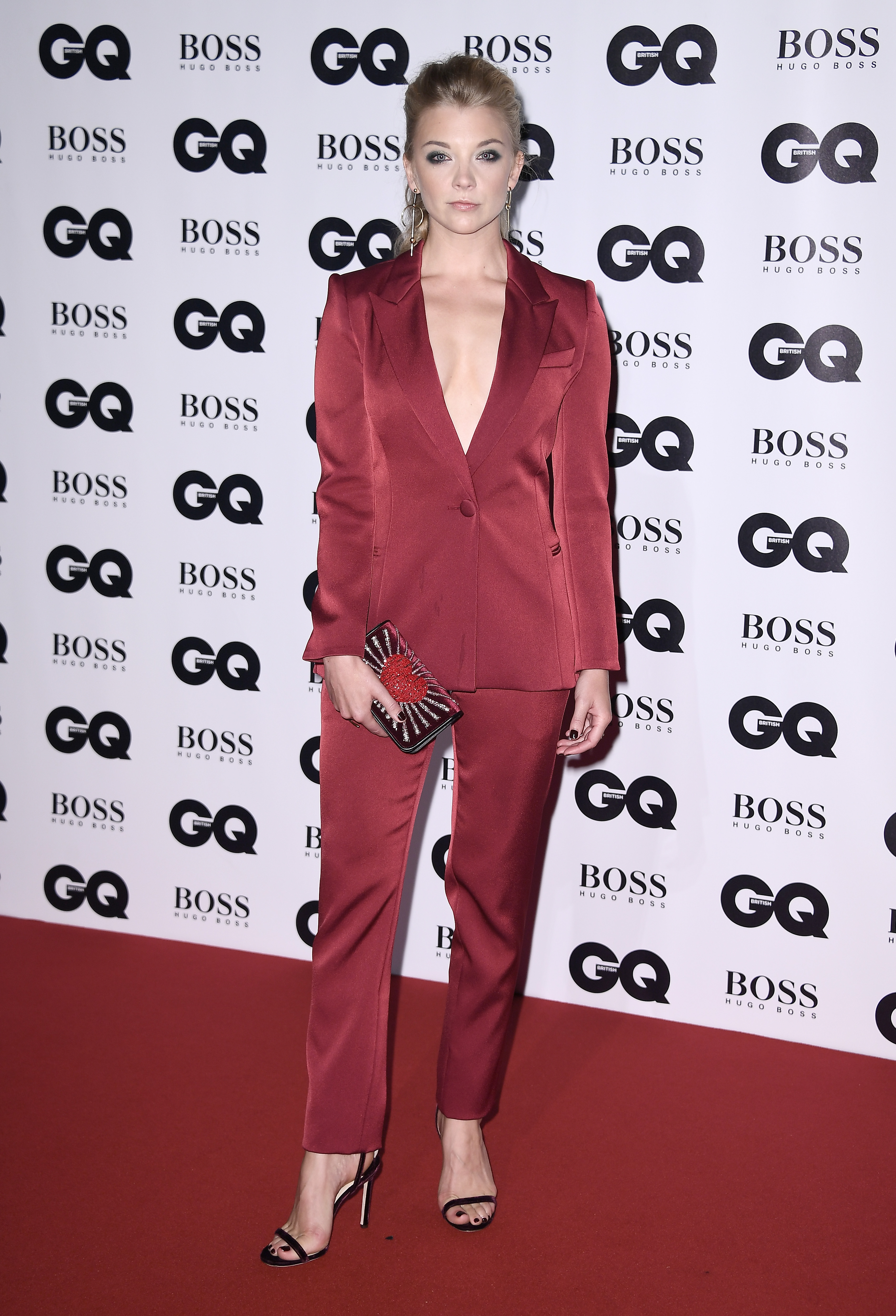 LONDON, ENGLAND - SEPTEMBER 05:  Natalie Dormer attends the GQ Men Of The Year Awards at the Tate Modern on September 5, 2017 in London, England.  (Photo by Gareth Cattermole/Getty Images)