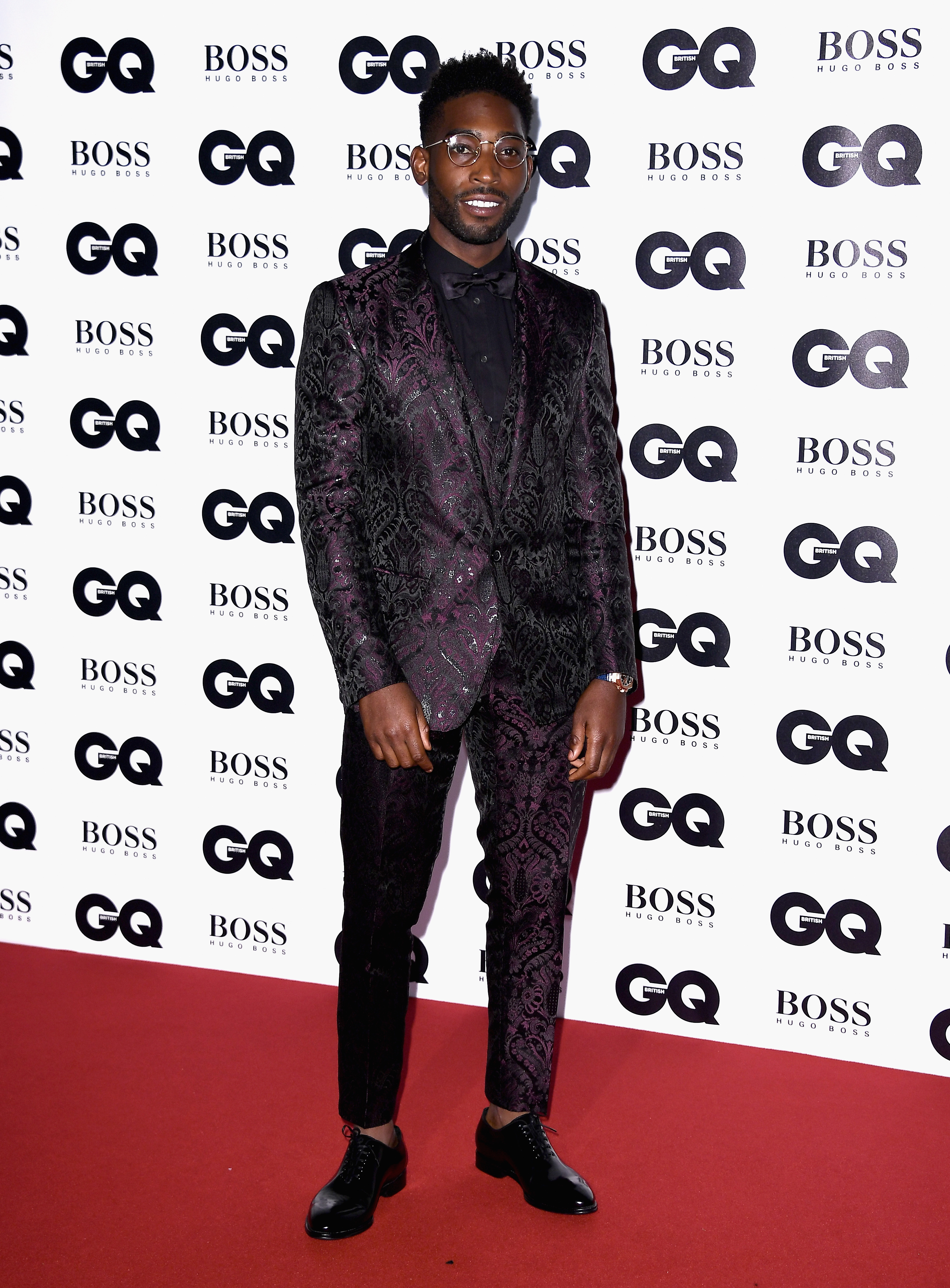 LONDON, ENGLAND - SEPTEMBER 05:  Tinie Tempah attends the GQ Men Of The Year Awards at the Tate Modern on September 5, 2017 in London, England.  (Photo by Gareth Cattermole/Getty Images)
