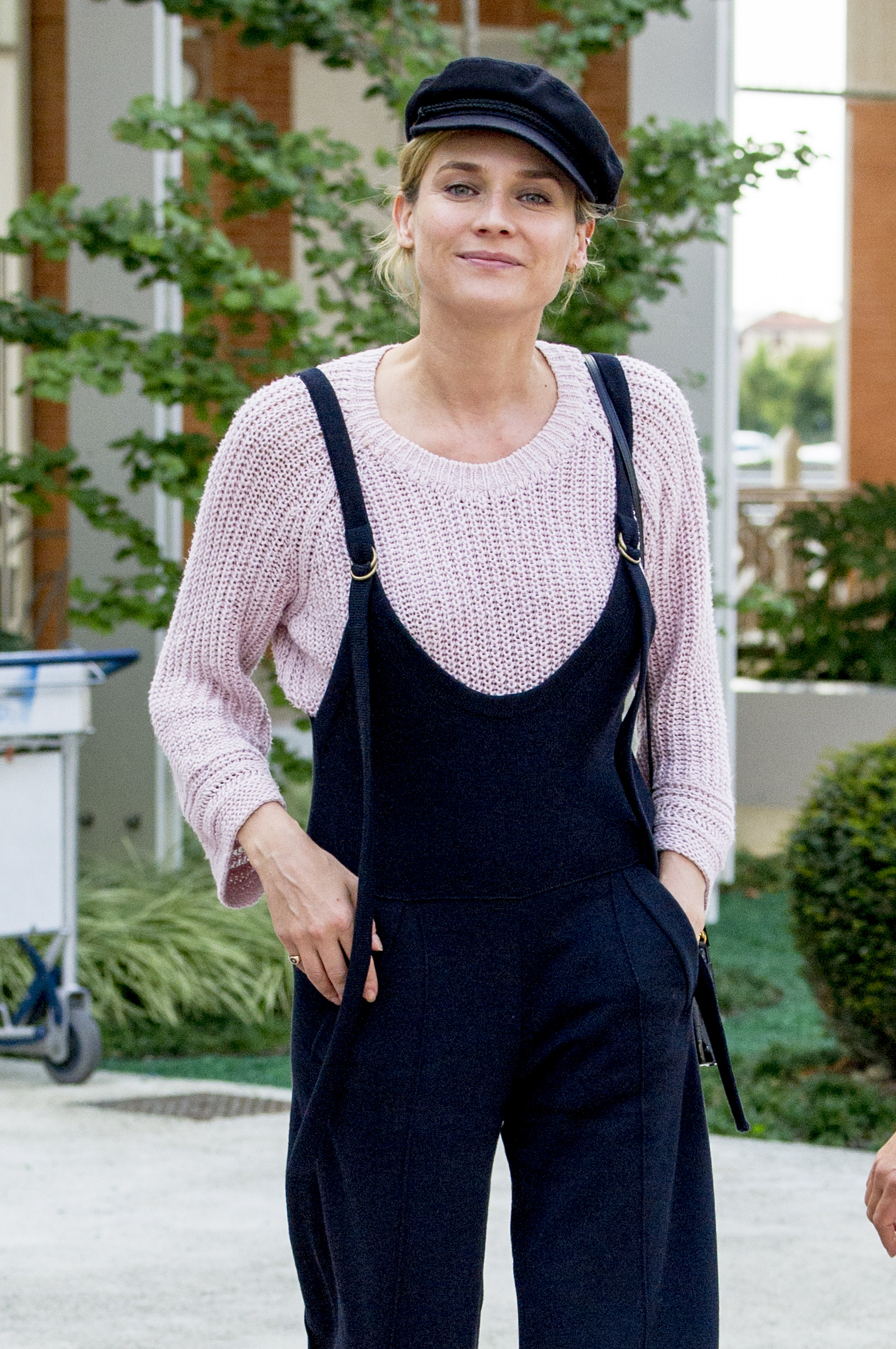 Diane Kruger is seen at Venice Airport during the 74th Venice Film Festival  in Venice, Italy. <P> Pictured: Diane Kruger  <B>Ref: SPL1569910  060917  </B><BR/> Picture by:  Splash News<BR/> </P><P> <B>Splash News and Pictures</B><BR/> Los Angeles:310-821-2666<BR/> New York:212-619-2666<BR/> London:870-934-2666<BR/> <span id=