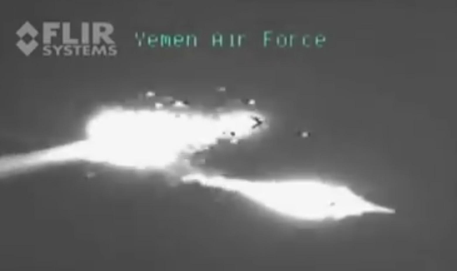 Oboreni saudijski F-15