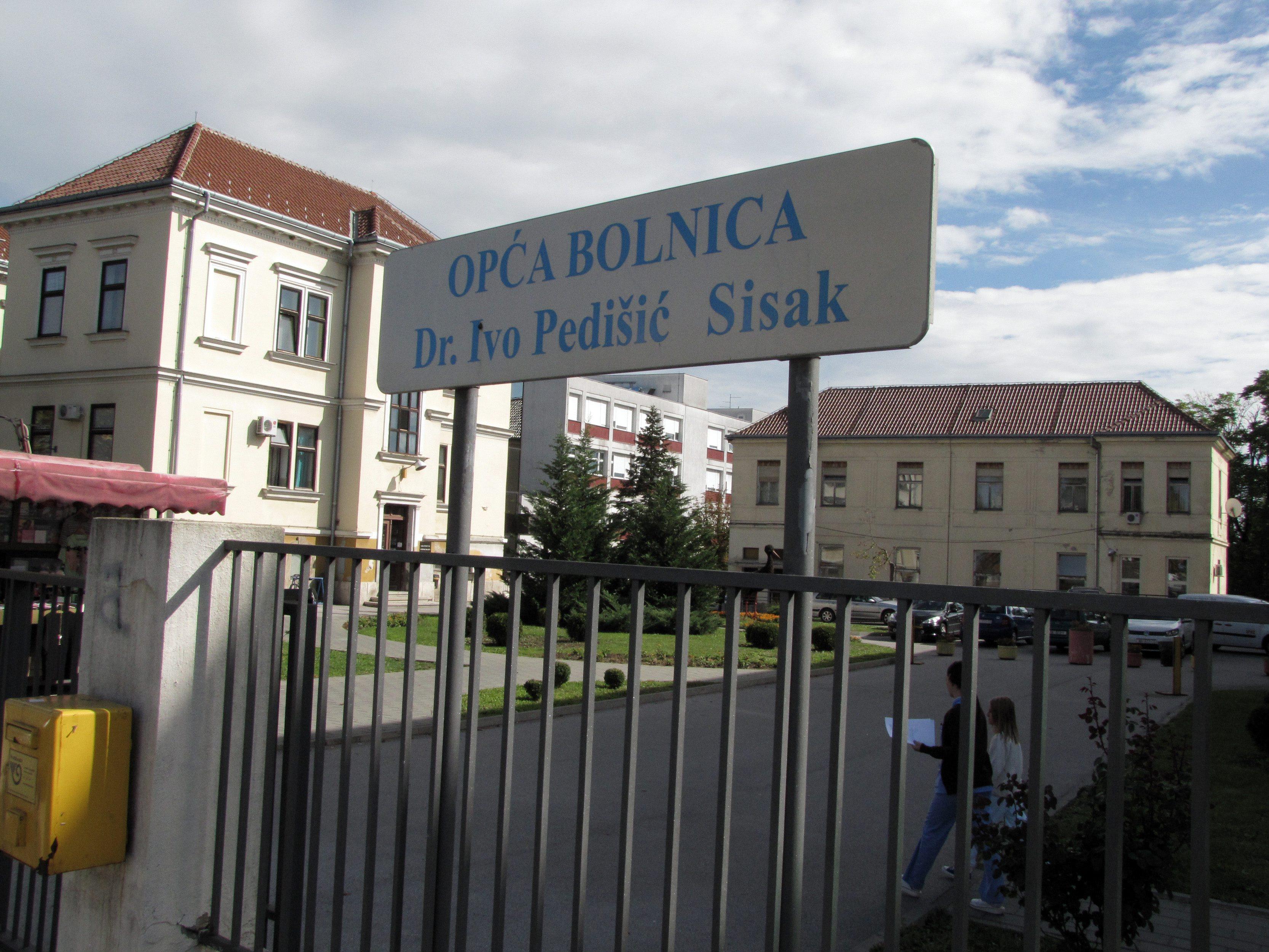 Opća bolnica Sisak
