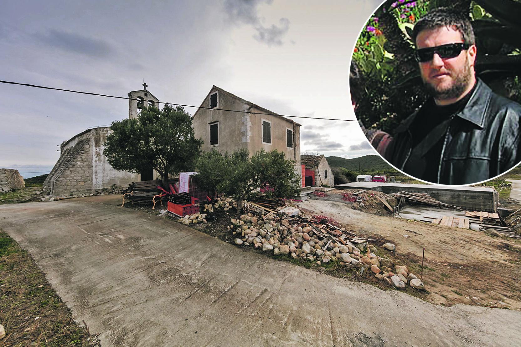 Jednokatnica na Biševu kupljena je od Hrvoja Vojkovića, a sad se čeka što će biti s gradilištem