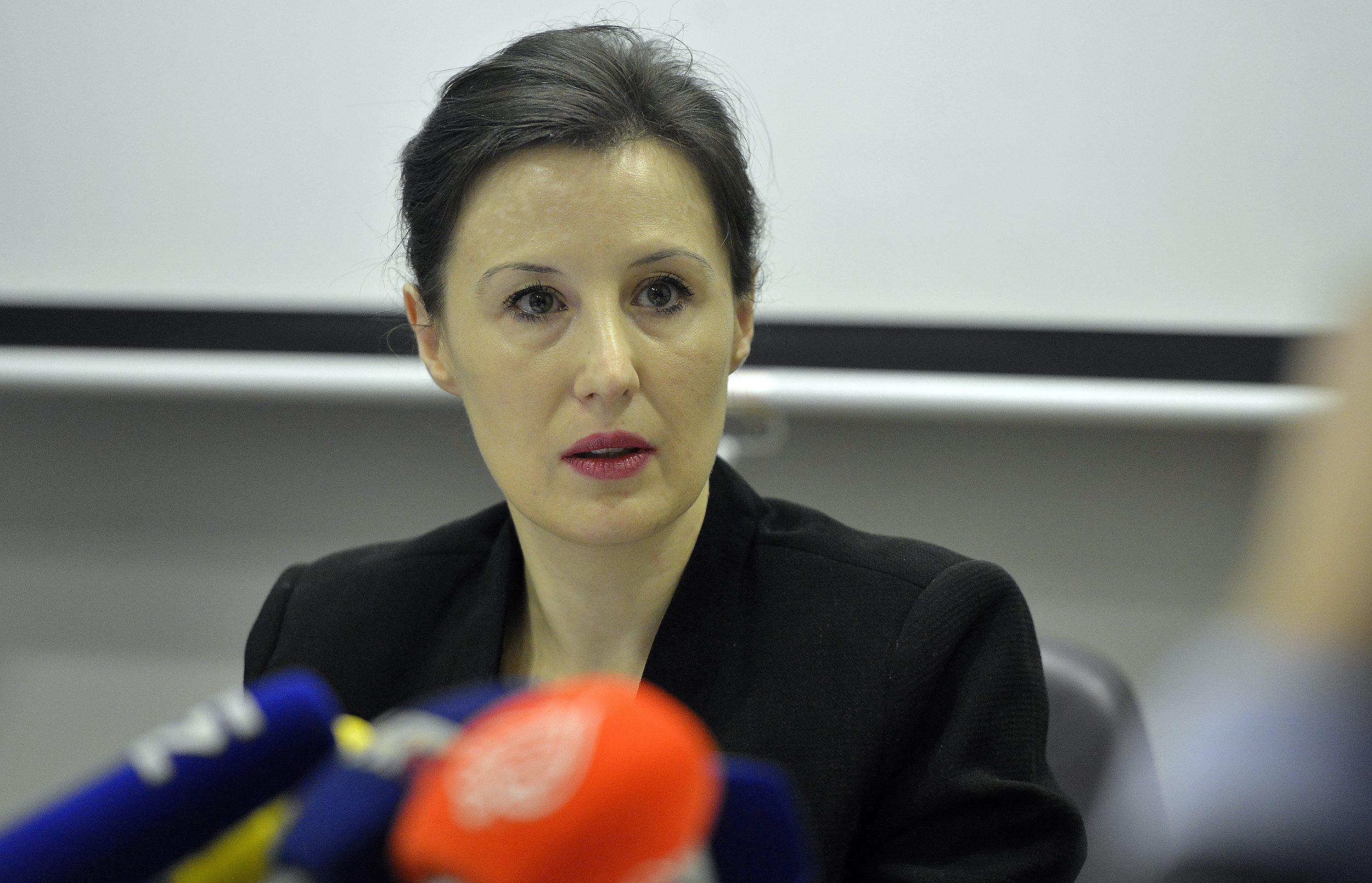 Dalija Orešković (predsjednica Povjerenstva za odlučivanje o sukobu interesa)