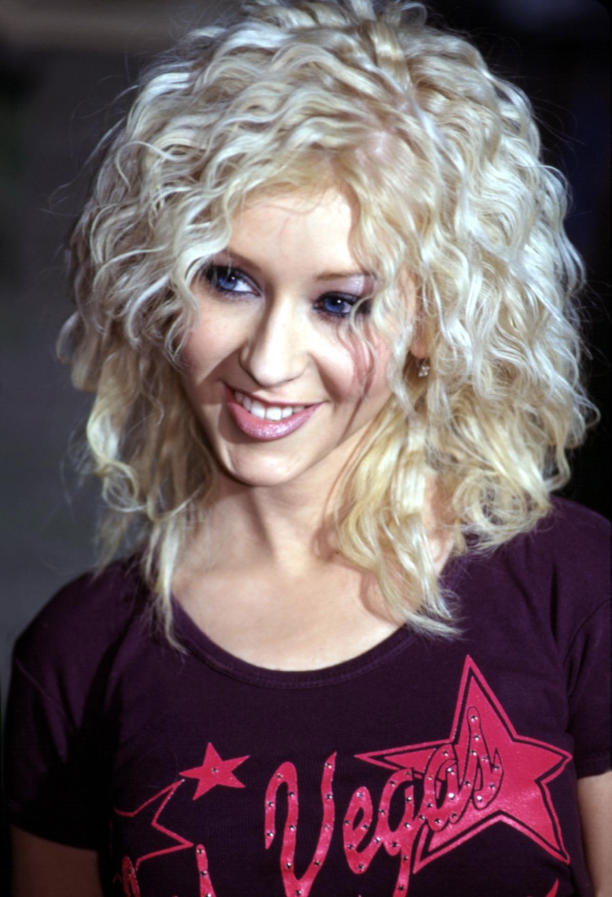 Christina Aguilera at the Billboard Music Awards in Las Vegas, December, 1999, Image: 98317101, License: Rights-managed, Restrictions: For usage credit please use; Robert Hepler/Everett Collection, Model Release: no, Credit line: Profimedia, Everett