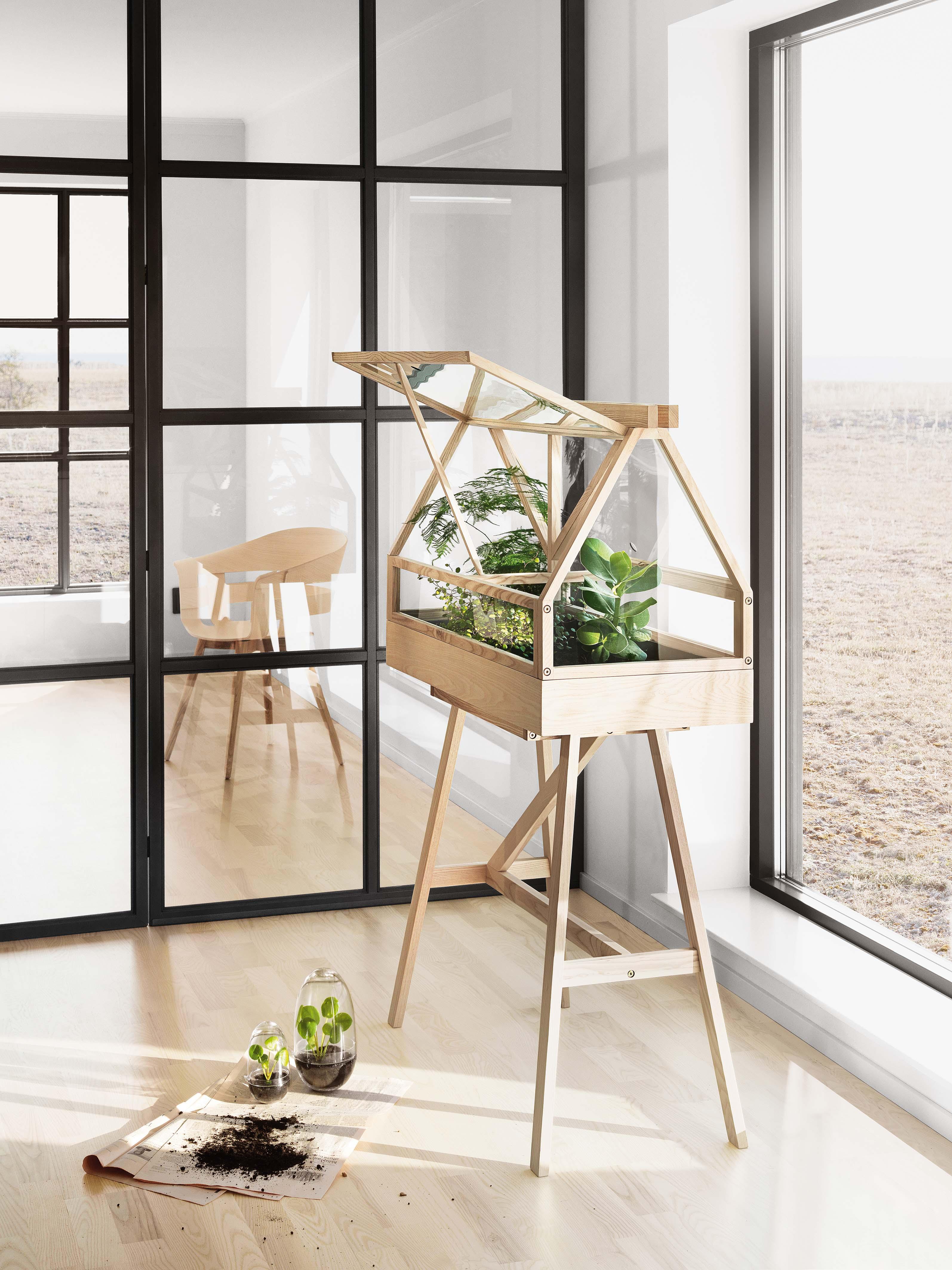 Greenhouse zimski vrt 459 kn, Modus